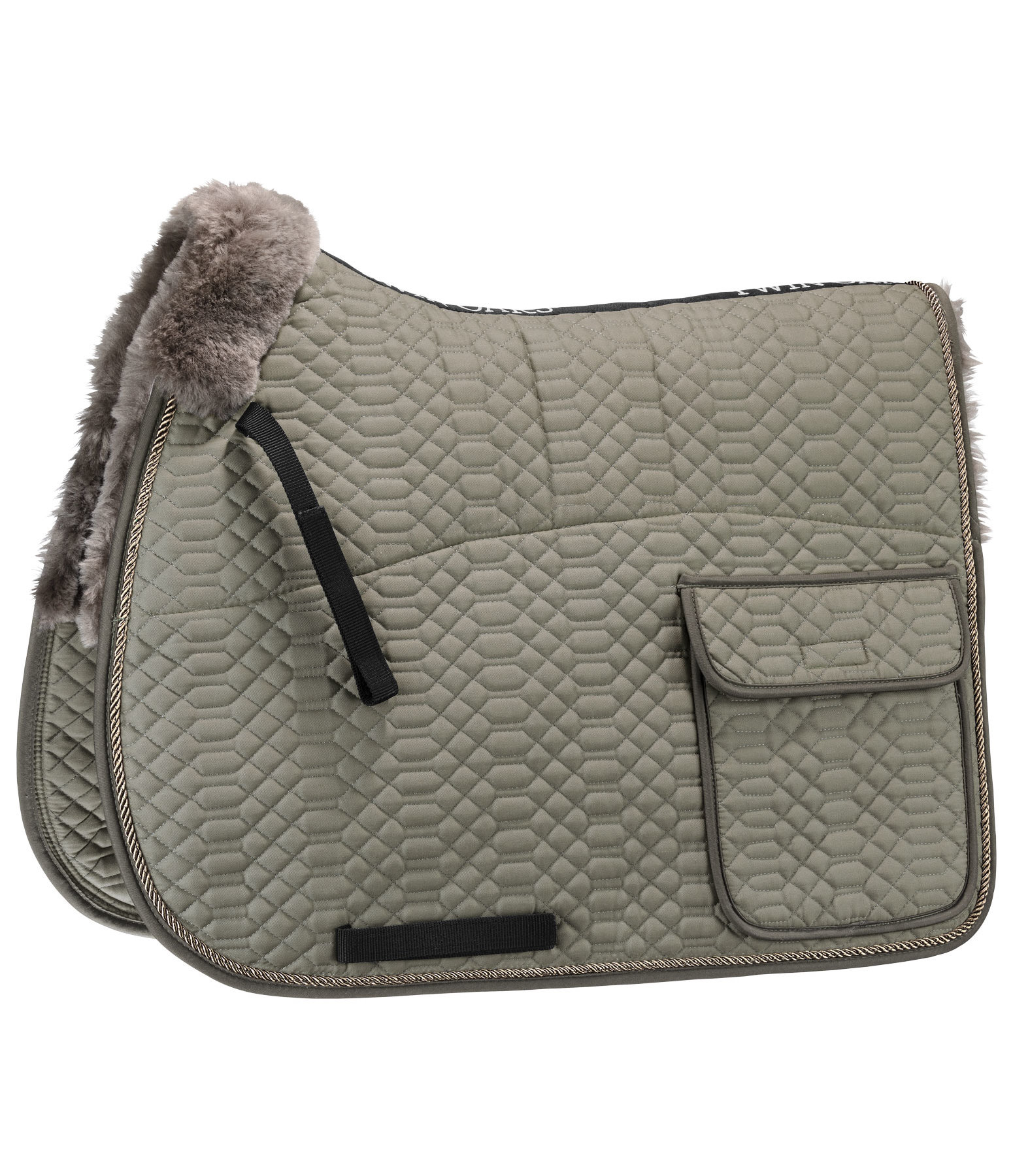 Trekking Saddle Pad Logan
