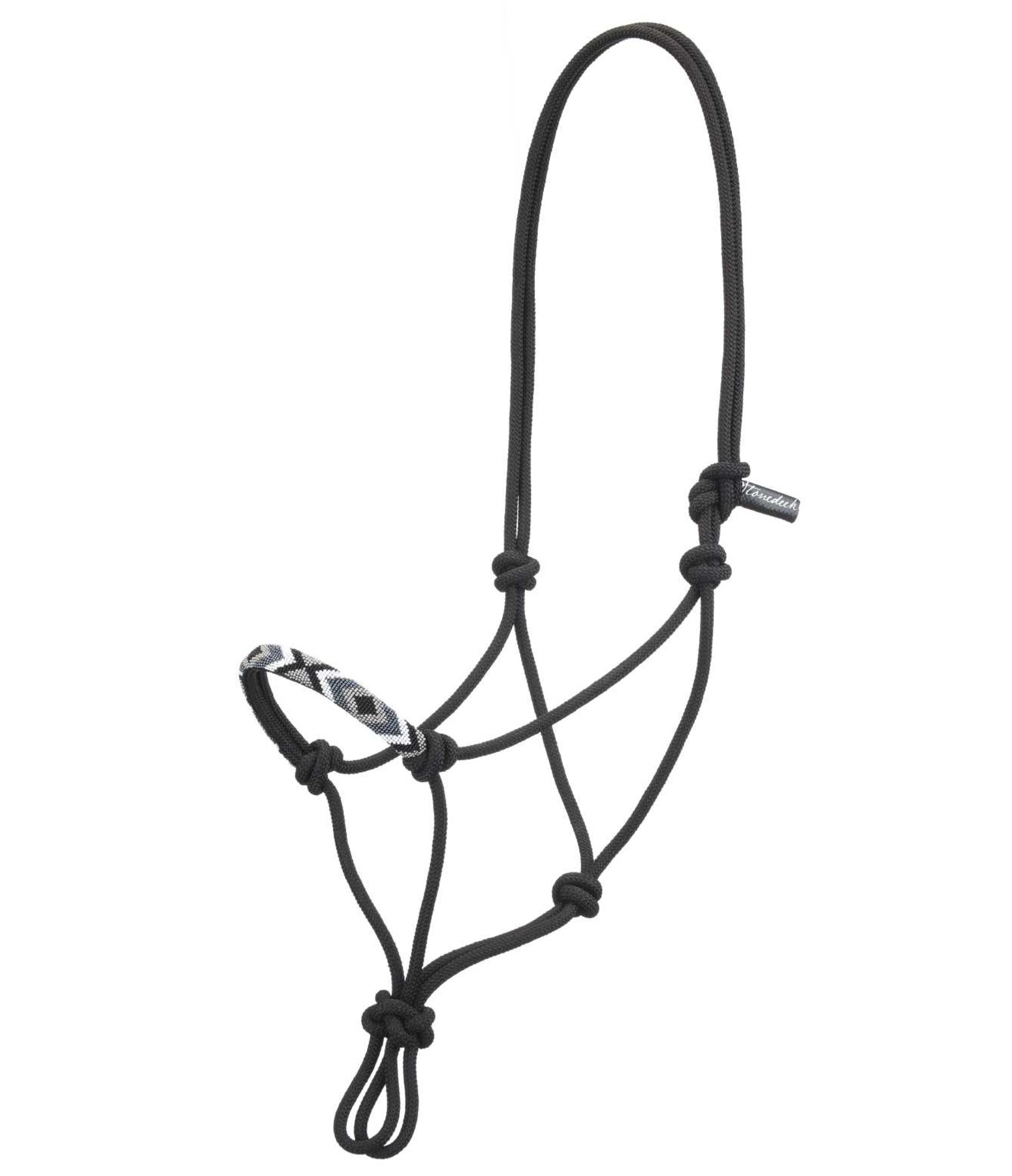 Rope Halter Beaded