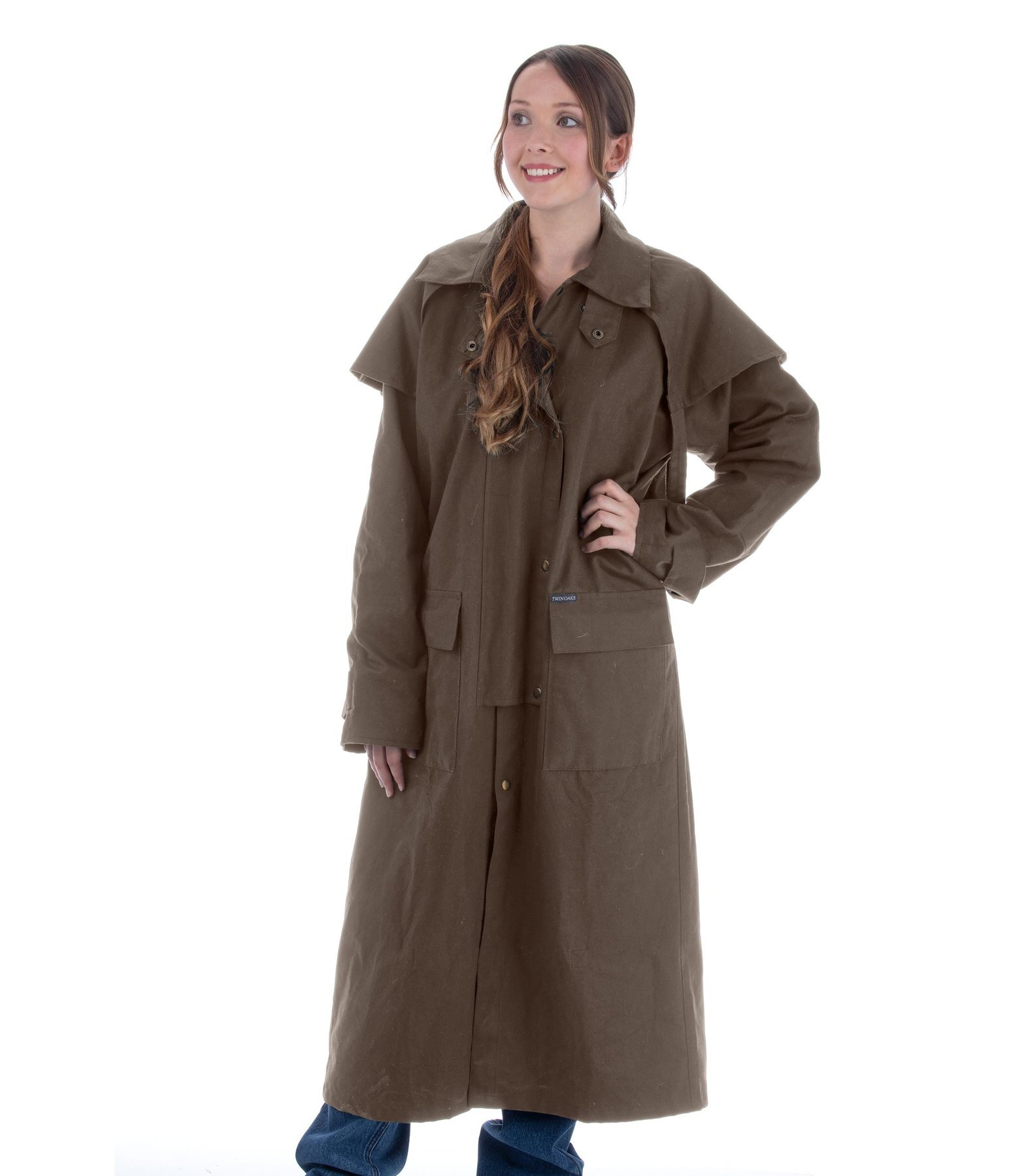 Oilskin Coat Wasco