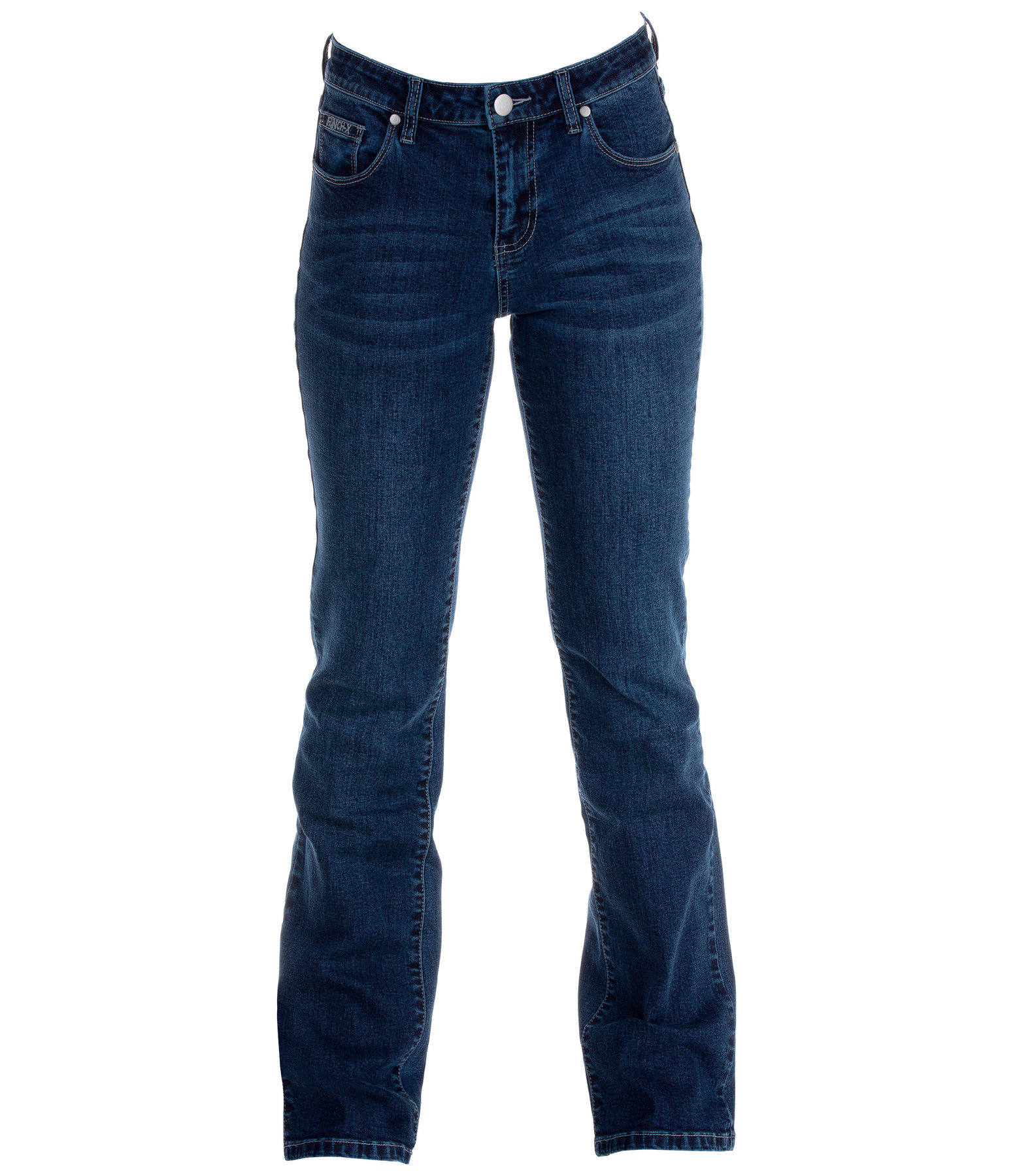 Mid-Rise Jeans Mary