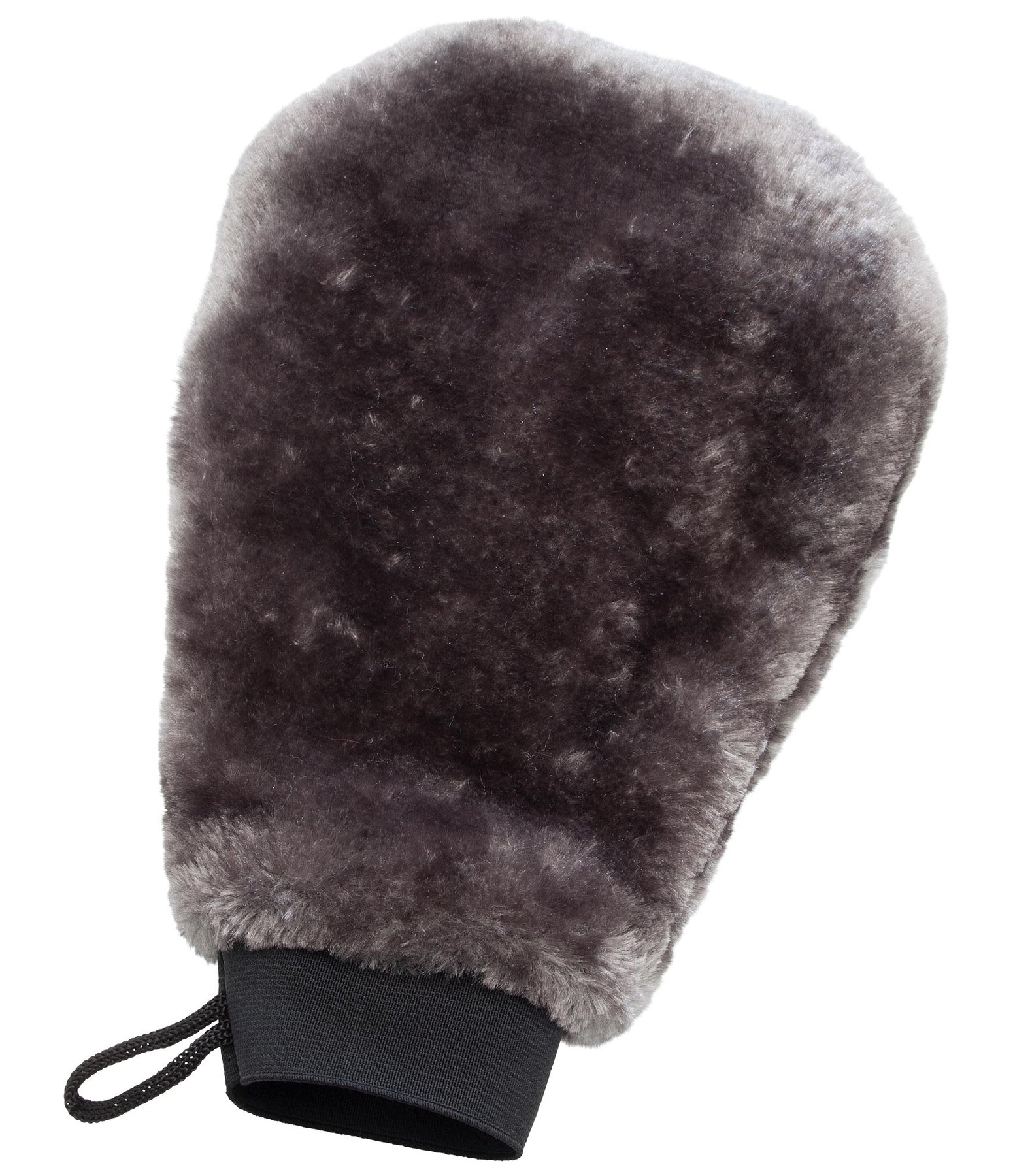 Teddy Fleece Grooming Mitt