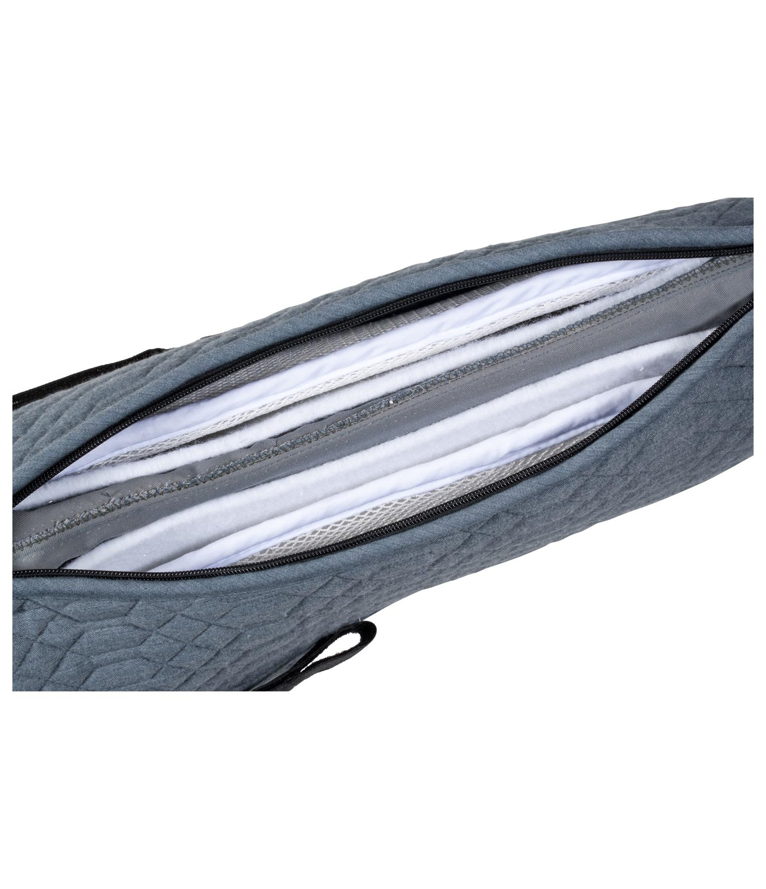 5c309281fd Felix Bühler Saddle Pad Muscle Pro with Correctional Inserts - 210893-DR-GR  -