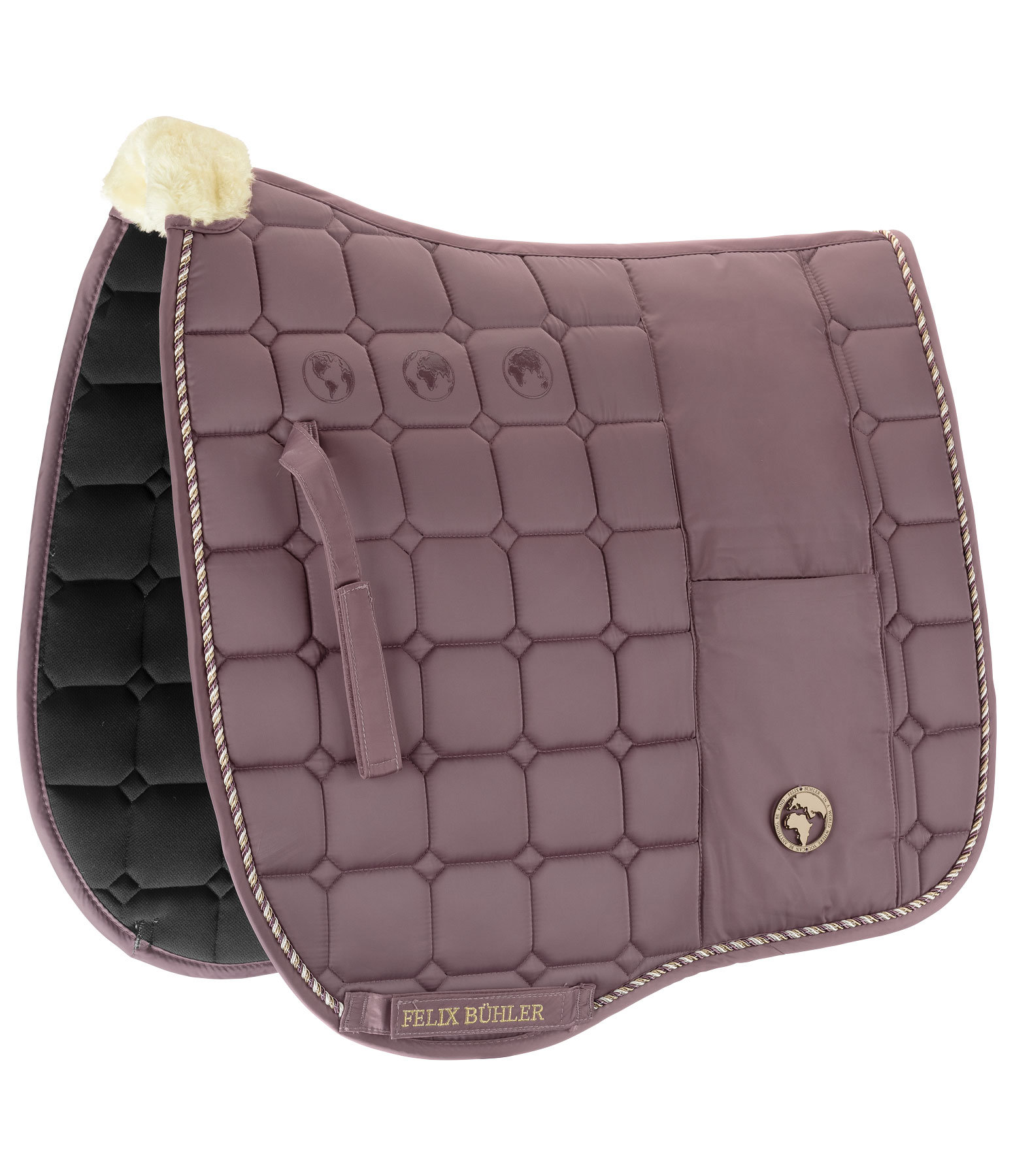 Saddle Pad World with Mobile Phone Pocket