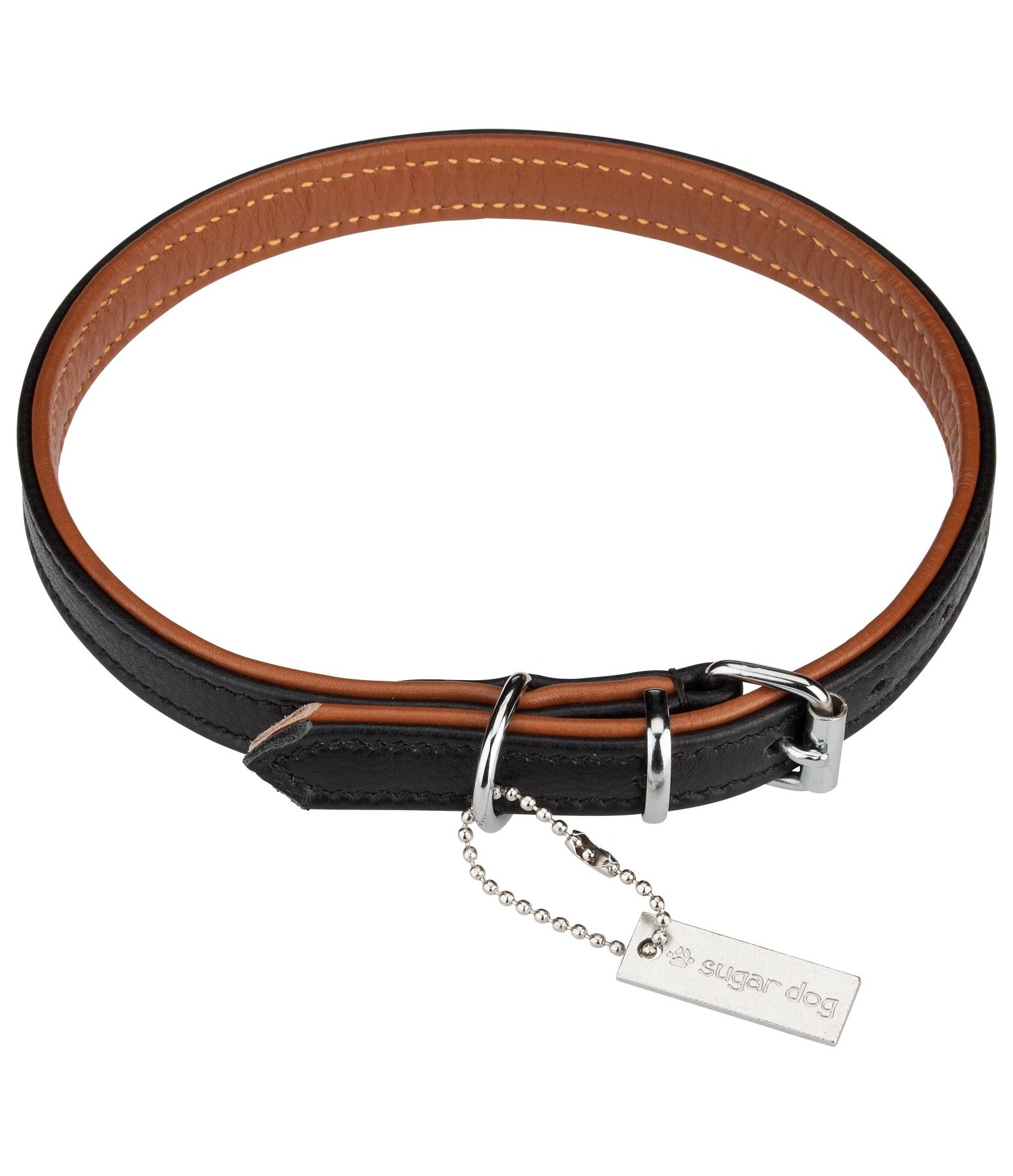 Leather Dog Collar Franz