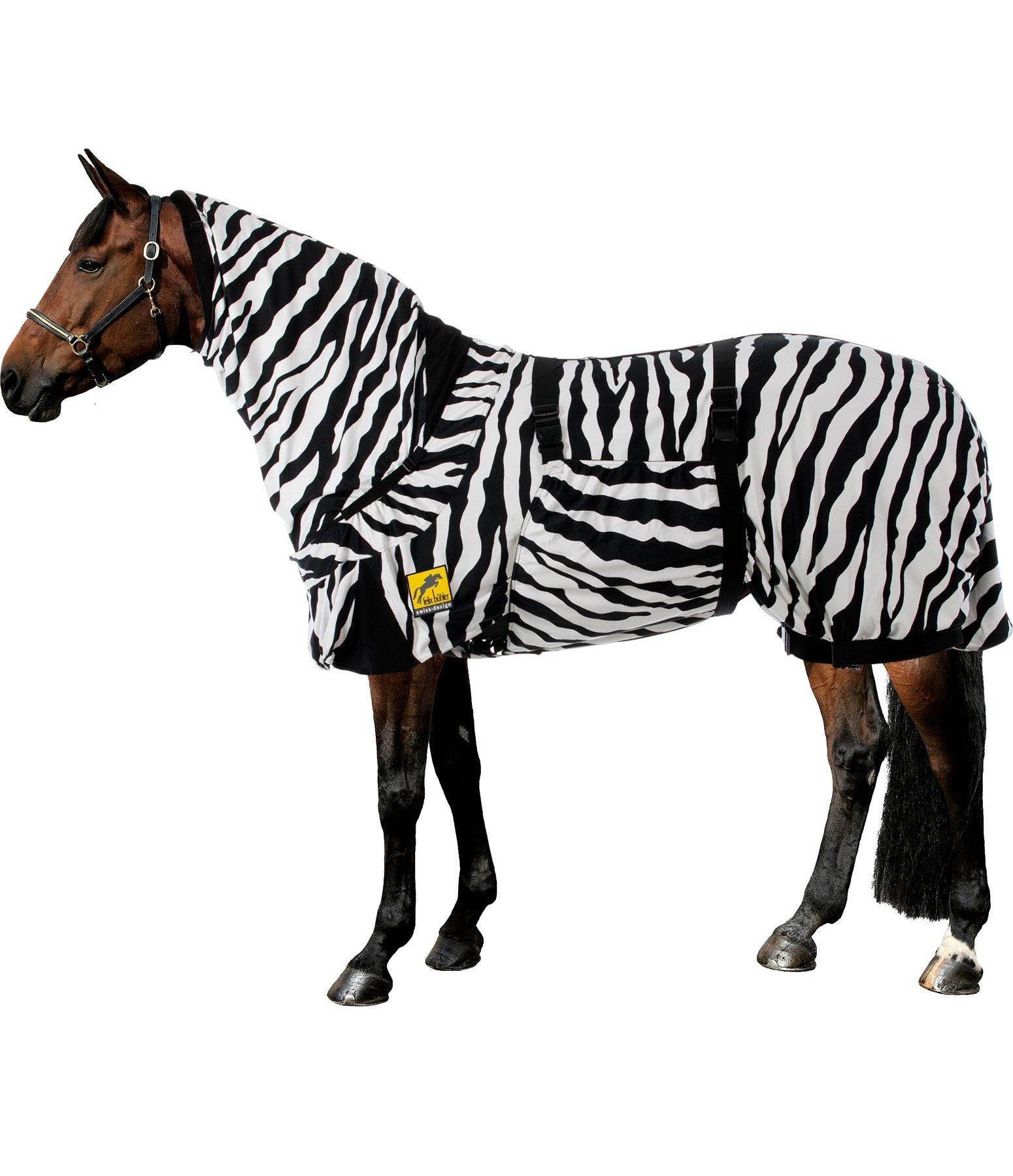Zebra Fly Rug Uk: Fly & Sweet Itch Rug Zebra