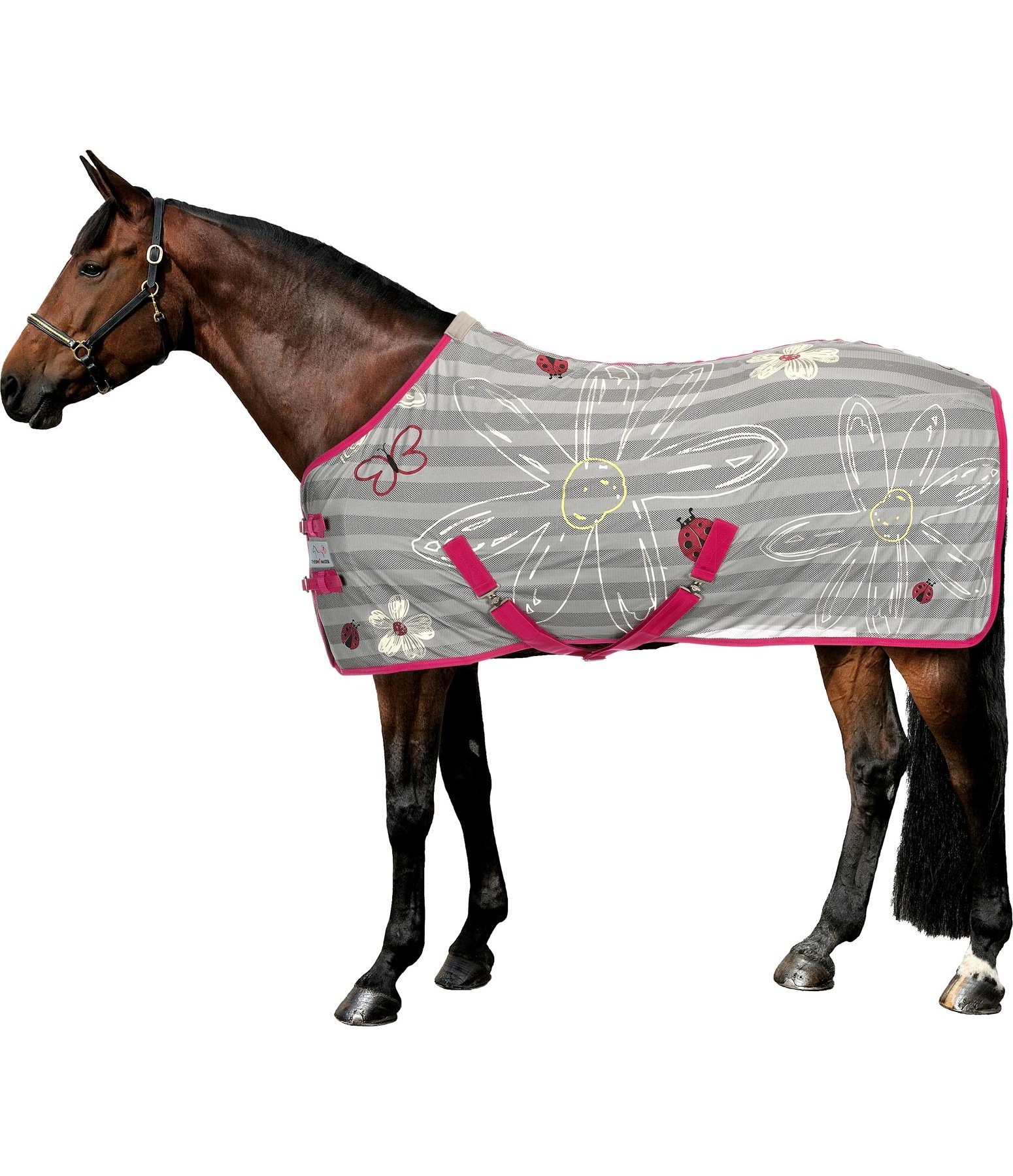 Fly Rug Good Luck