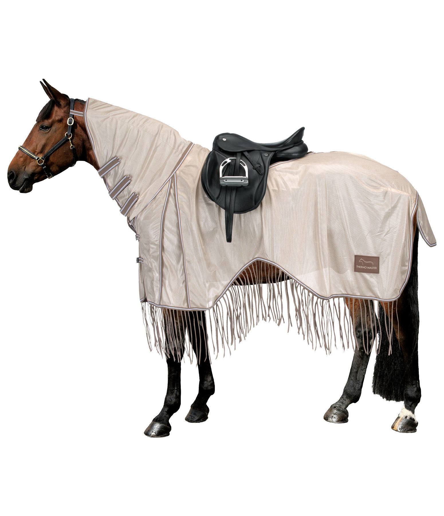 Fly Rug with Fringes Sonora