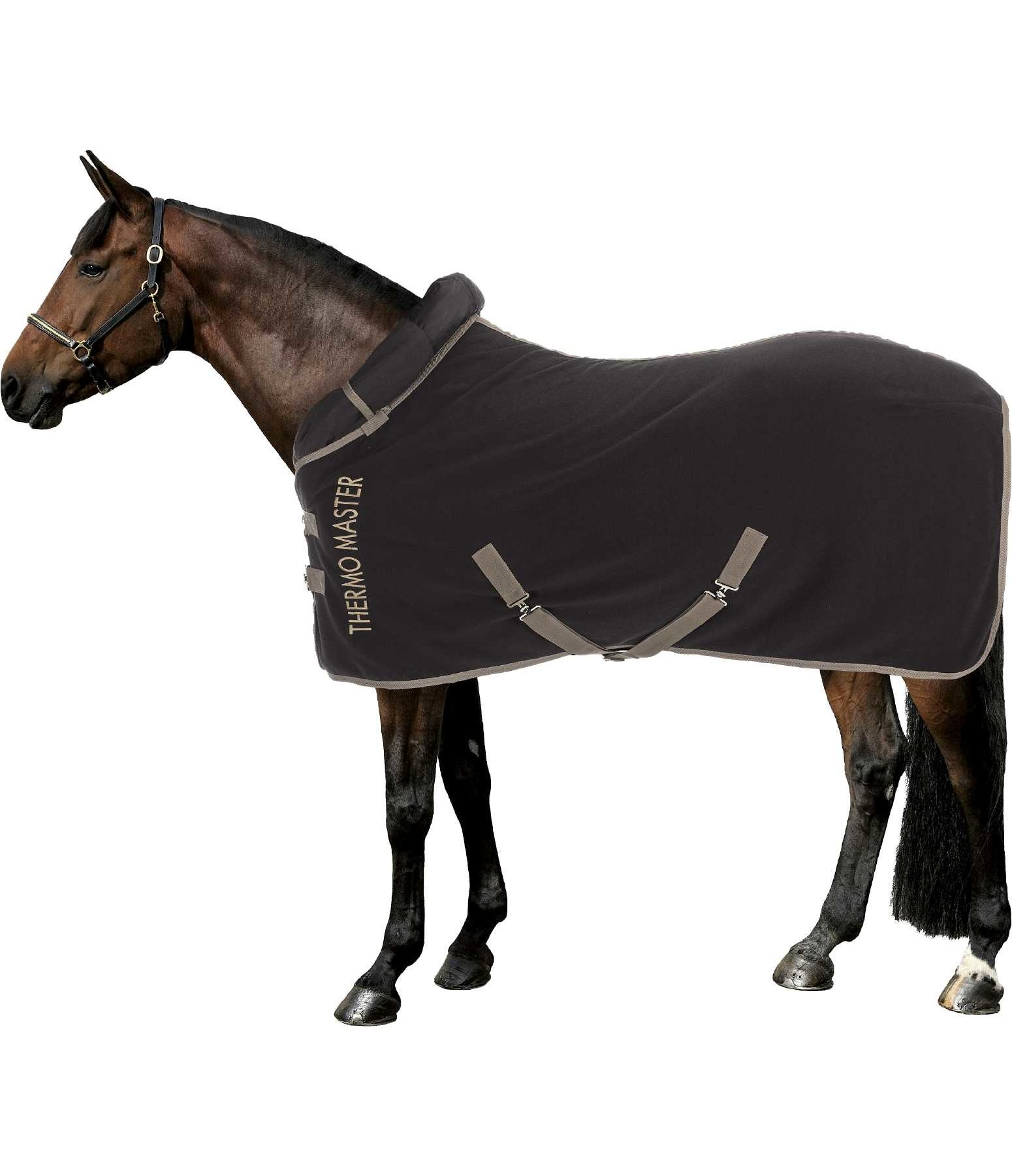 Terry Towel Wicking Rug with Roll-up Neck