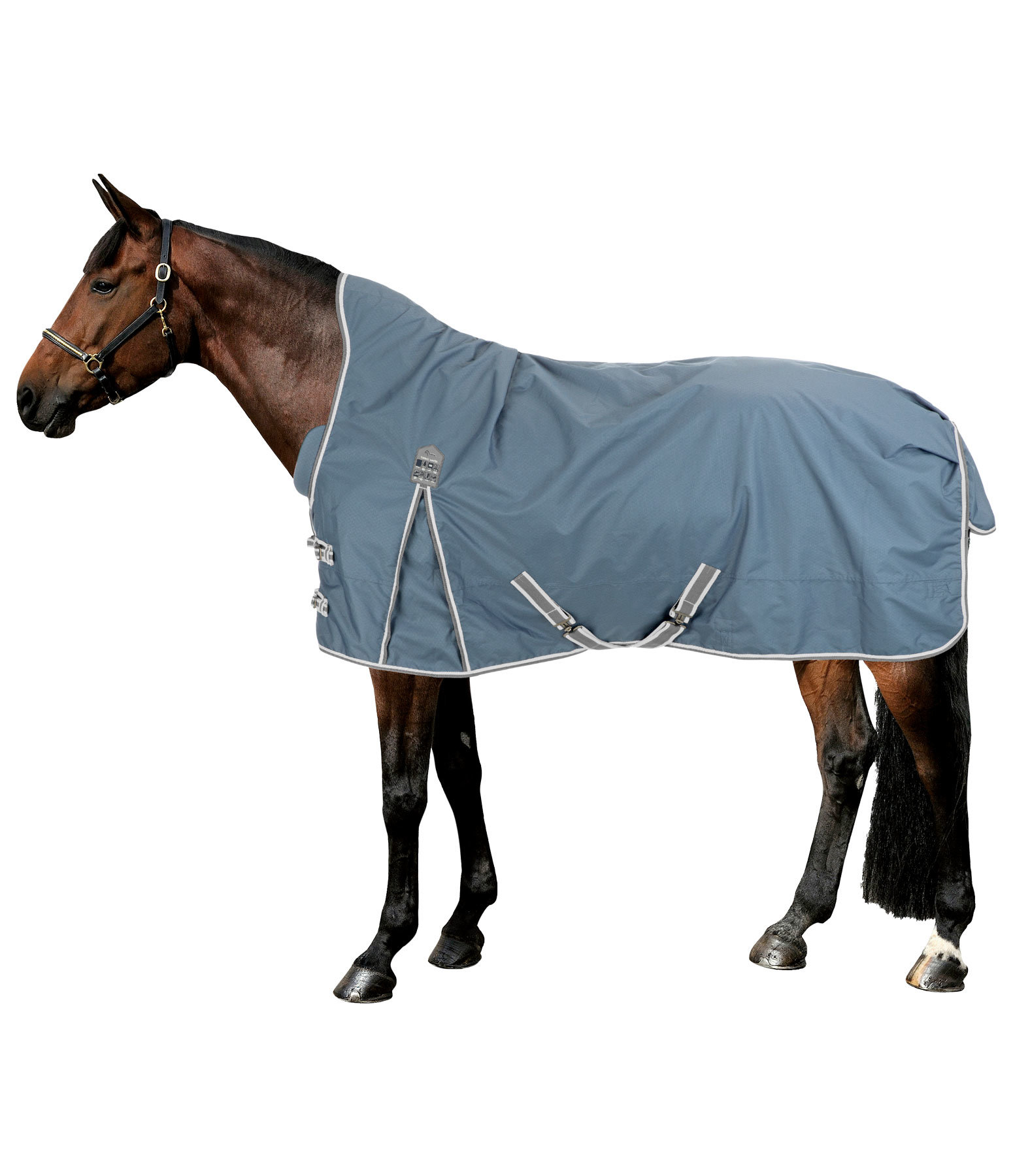 High Neck Turnout Rug Jesco II With Fleece Lining, 0g