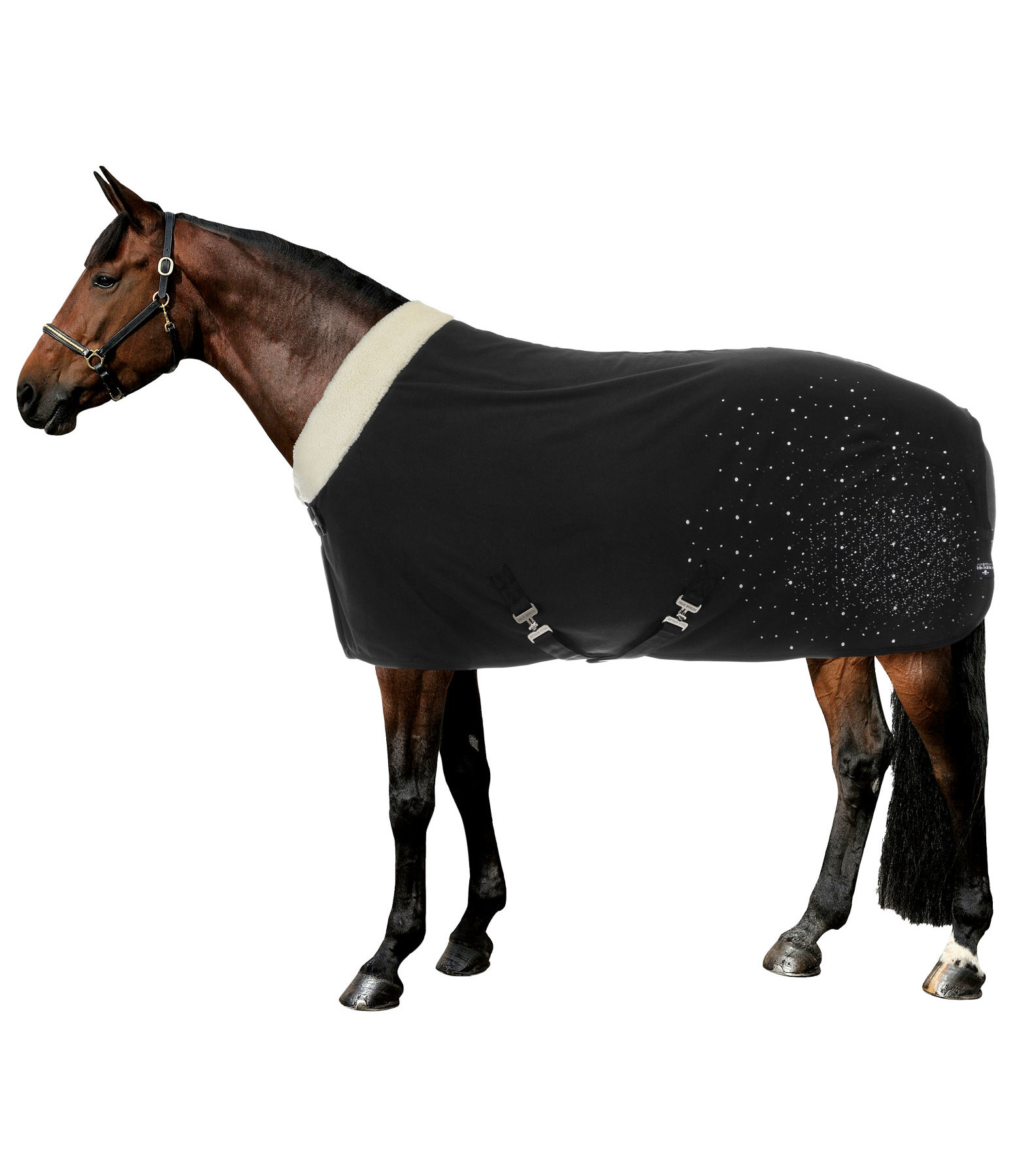 Functional Fleece Wicking Rug Sparkling II