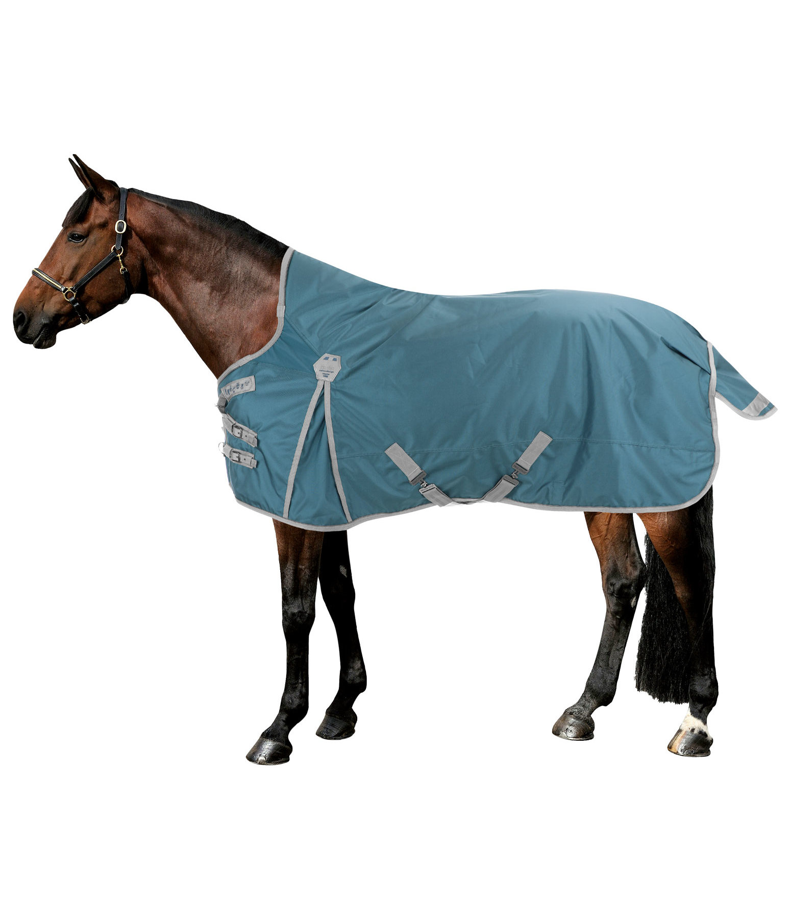 High Neck Turnout Rug Perfect Fit, 300g
