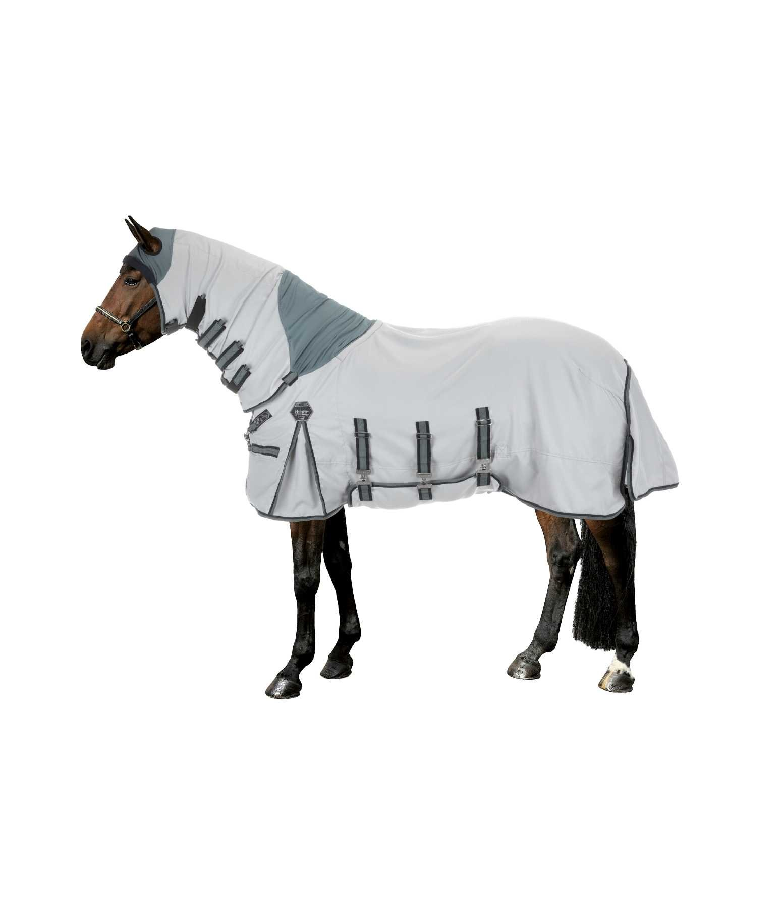 Full Neck Sweet Itch Rug Ripstop Combo with UV Protection 50+