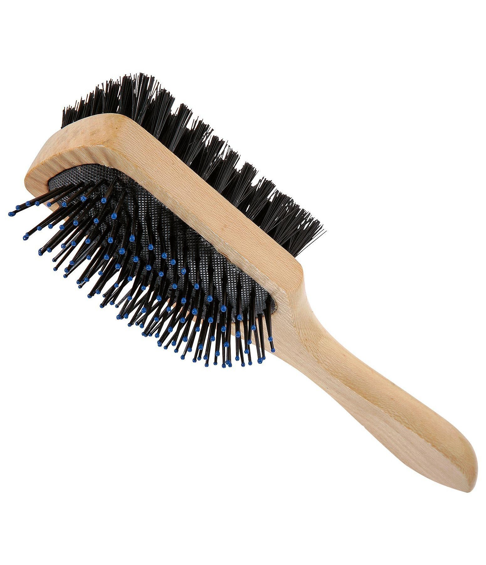 Double-Sided Grooming Brush