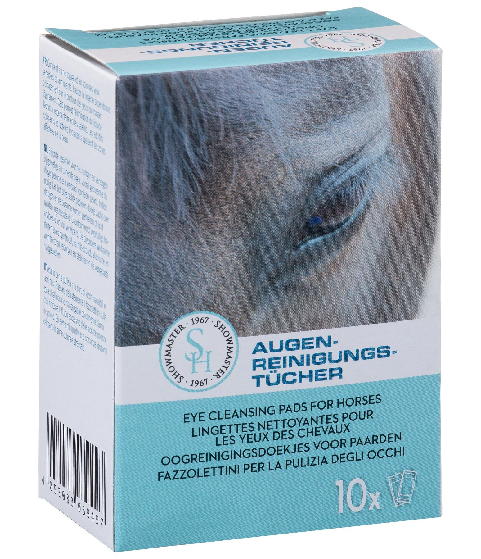 Eye Cleansing Wipes