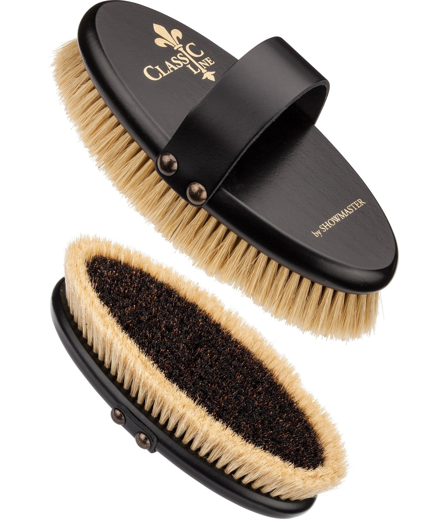 CLASSIC LINE Body Brush with High Edge