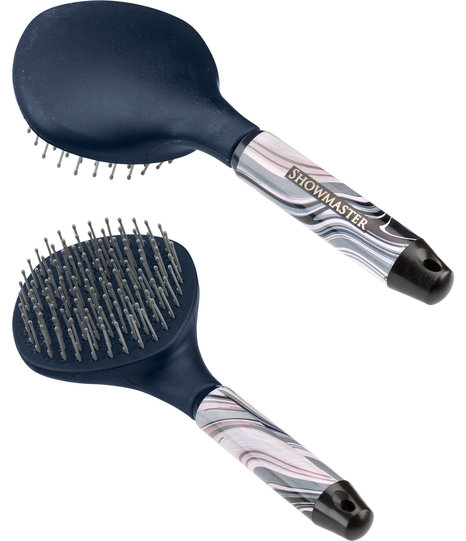Mane and Tail Brush Rosy Marble