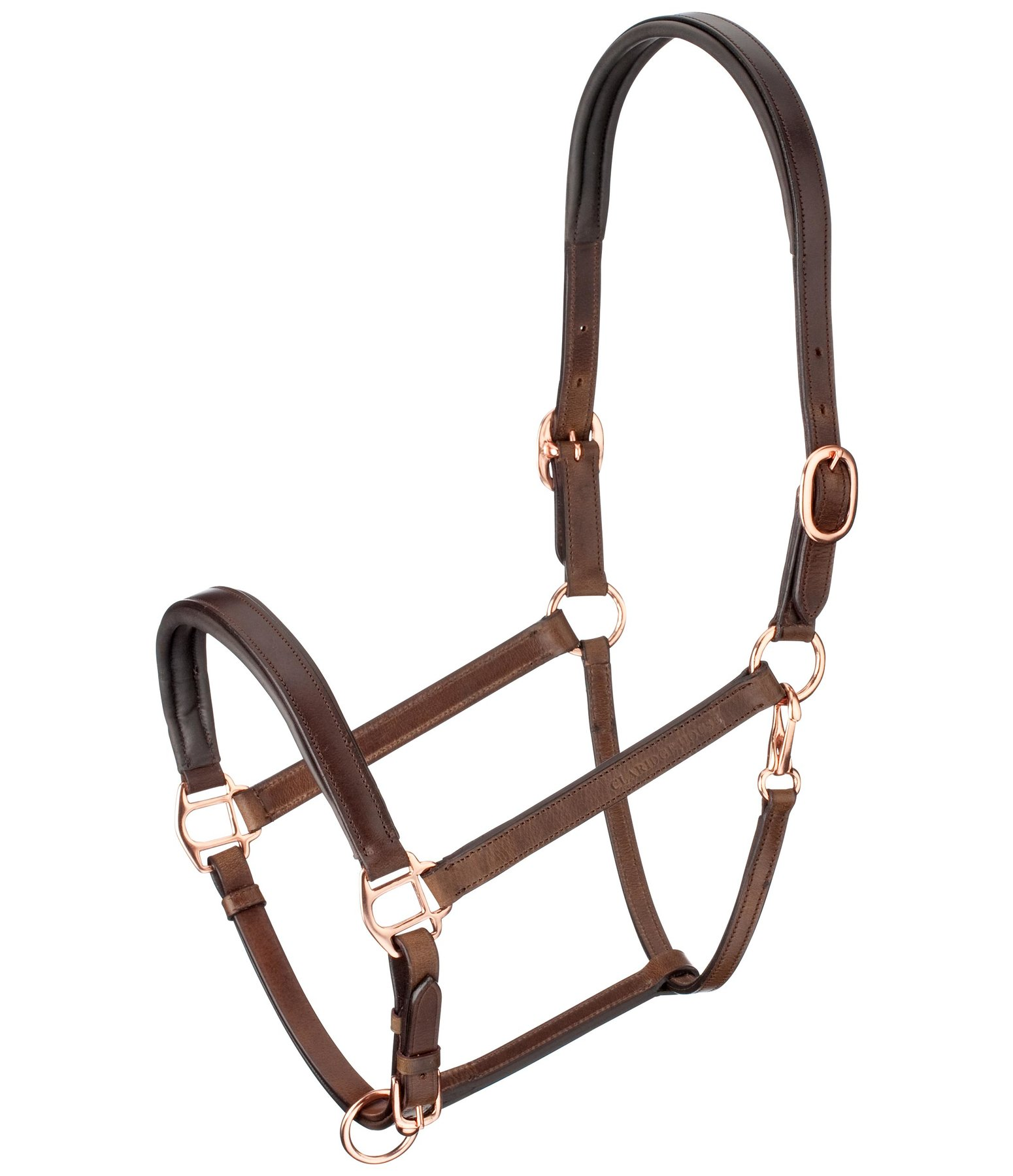 Leather Headcollar Mia