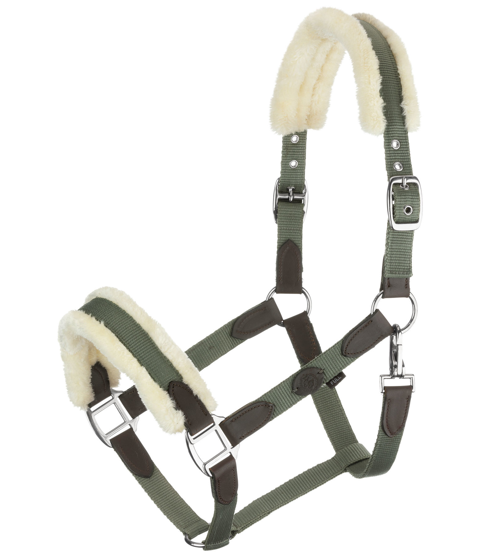 Teddy Fleece Headcollar Timeless Elegance