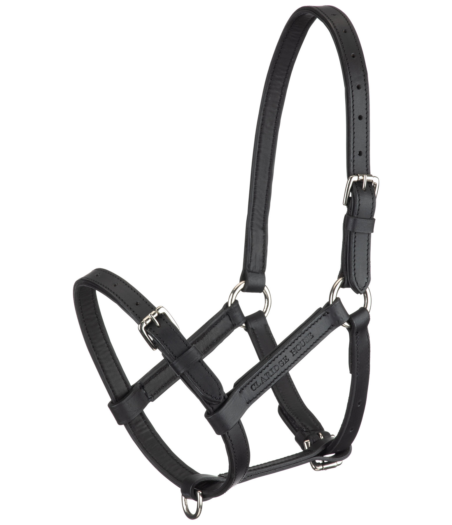 Leather Foal Headcollar Adjustable