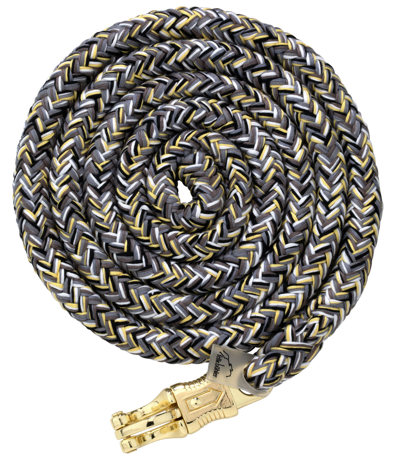 Lead Rope Marble with Panic Snap