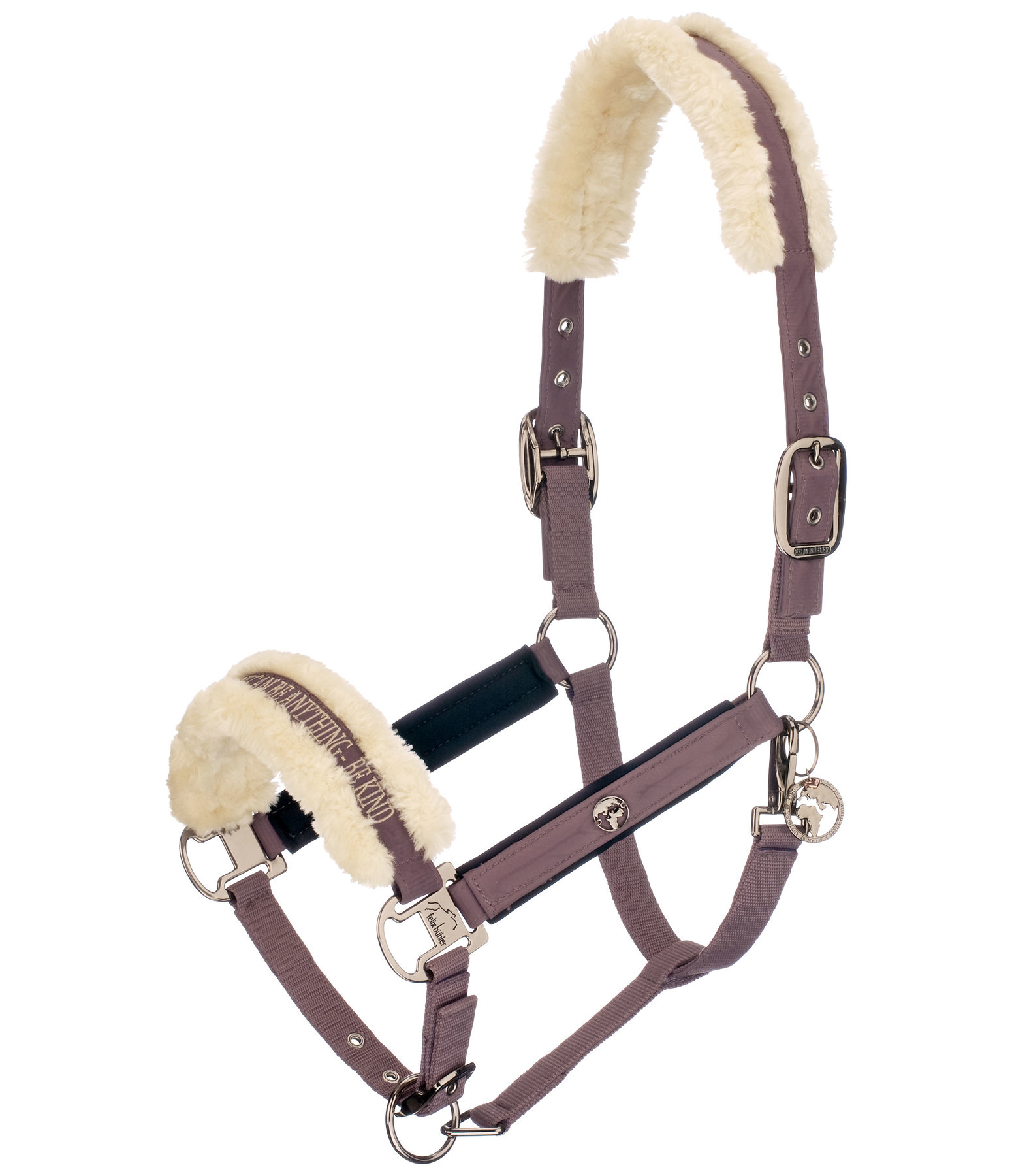 Teddy Fleece Headcollar World