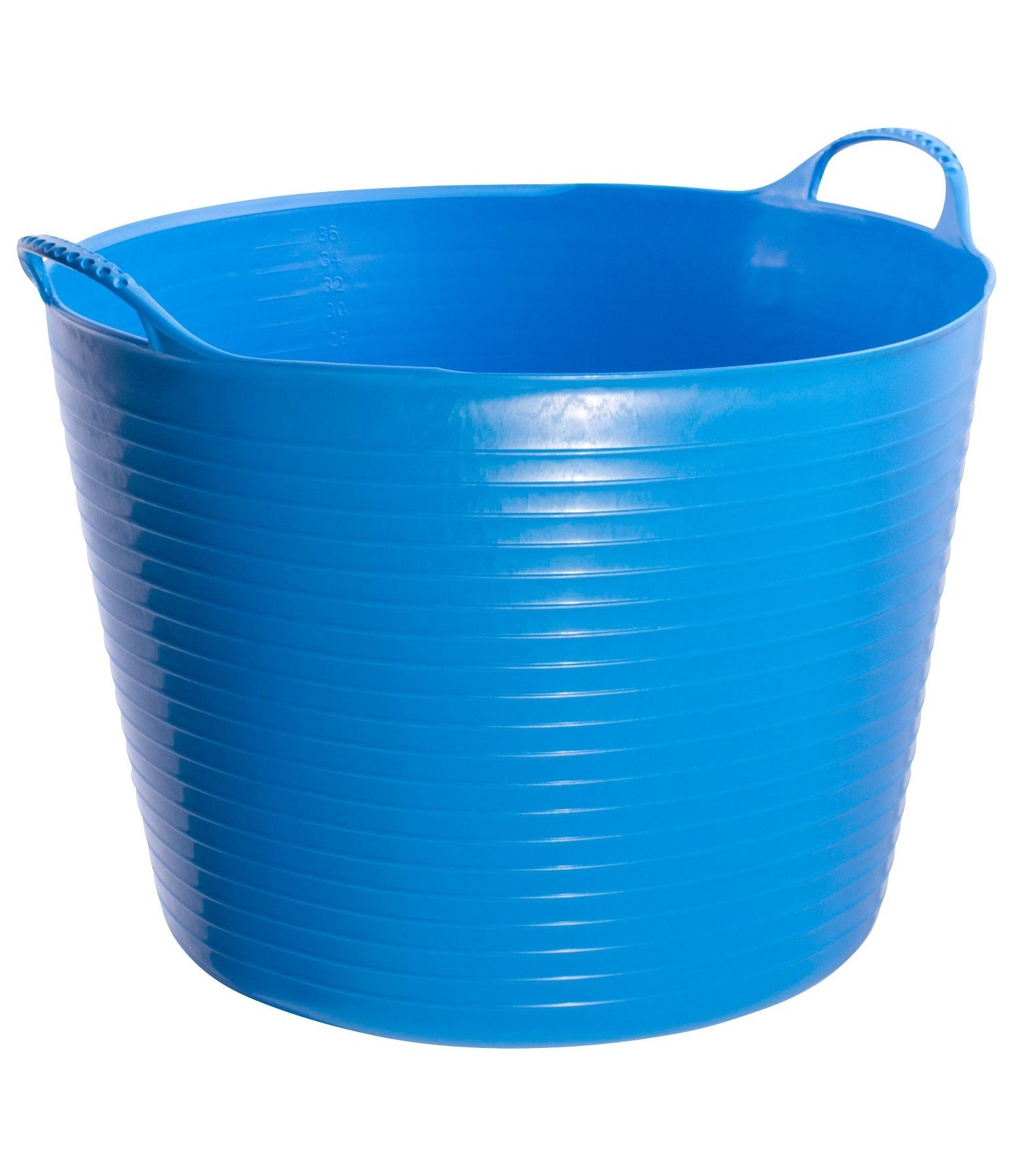 Red Gorilla Flexible Feed Tub Large - Buckets & Mangers - Kramer ...