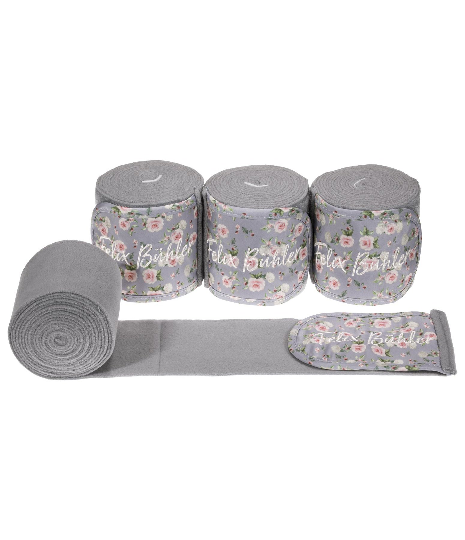 Fleece Bandages Romantic Roses