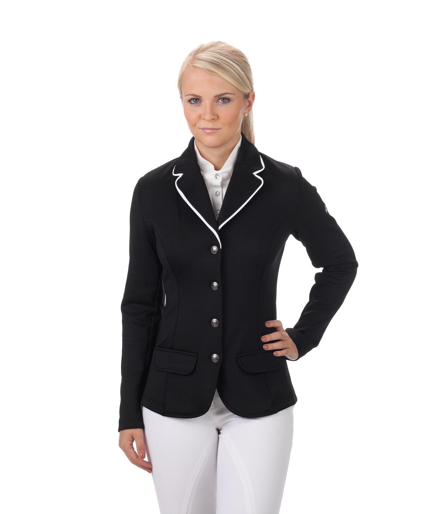 show jacket vivien show jackets kramer equestrian. Black Bedroom Furniture Sets. Home Design Ideas