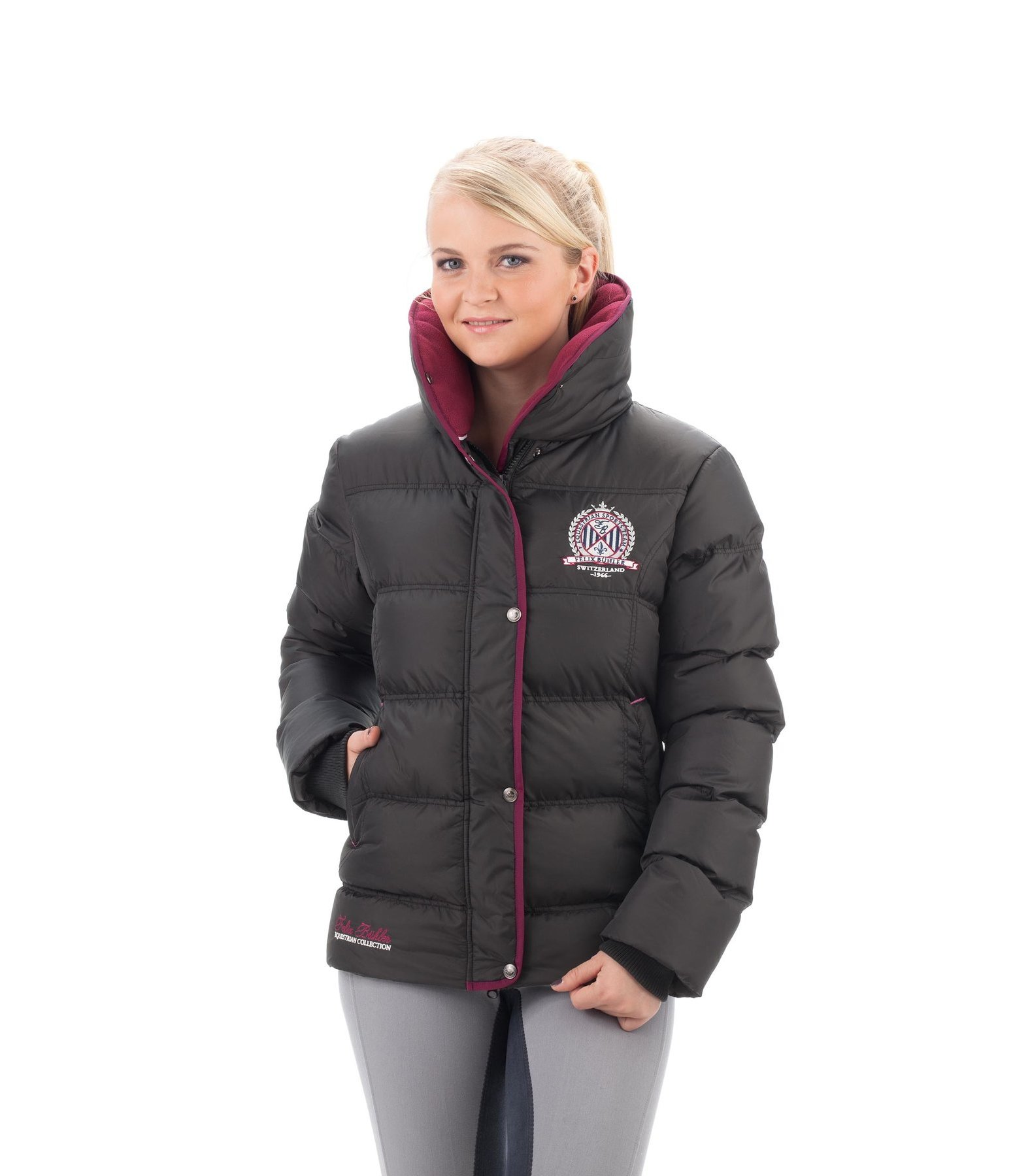 riding jacket miri riding jackets kramer equestrian. Black Bedroom Furniture Sets. Home Design Ideas