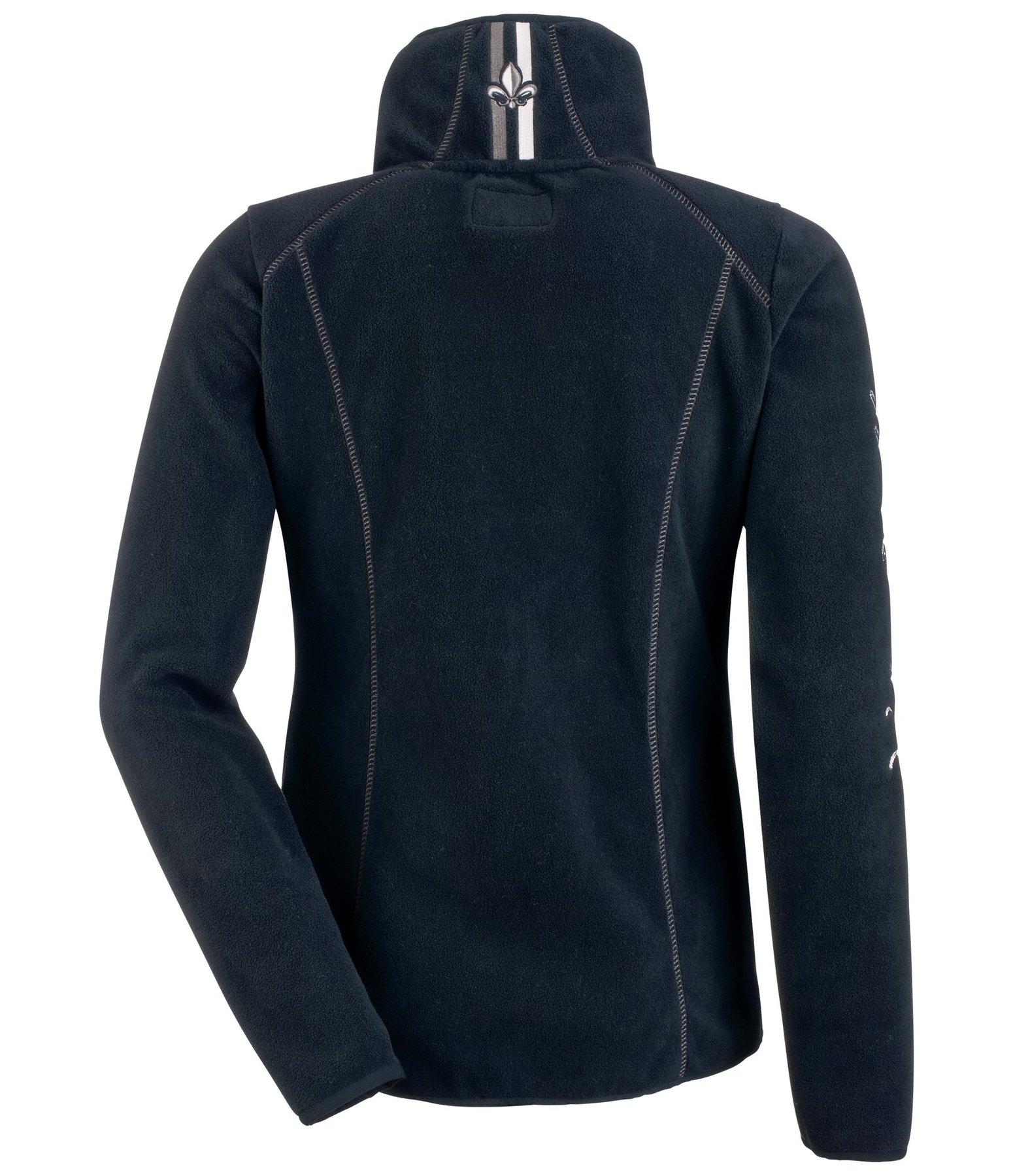 fleece jacket amelie fleece jackets kramer equestrian. Black Bedroom Furniture Sets. Home Design Ideas