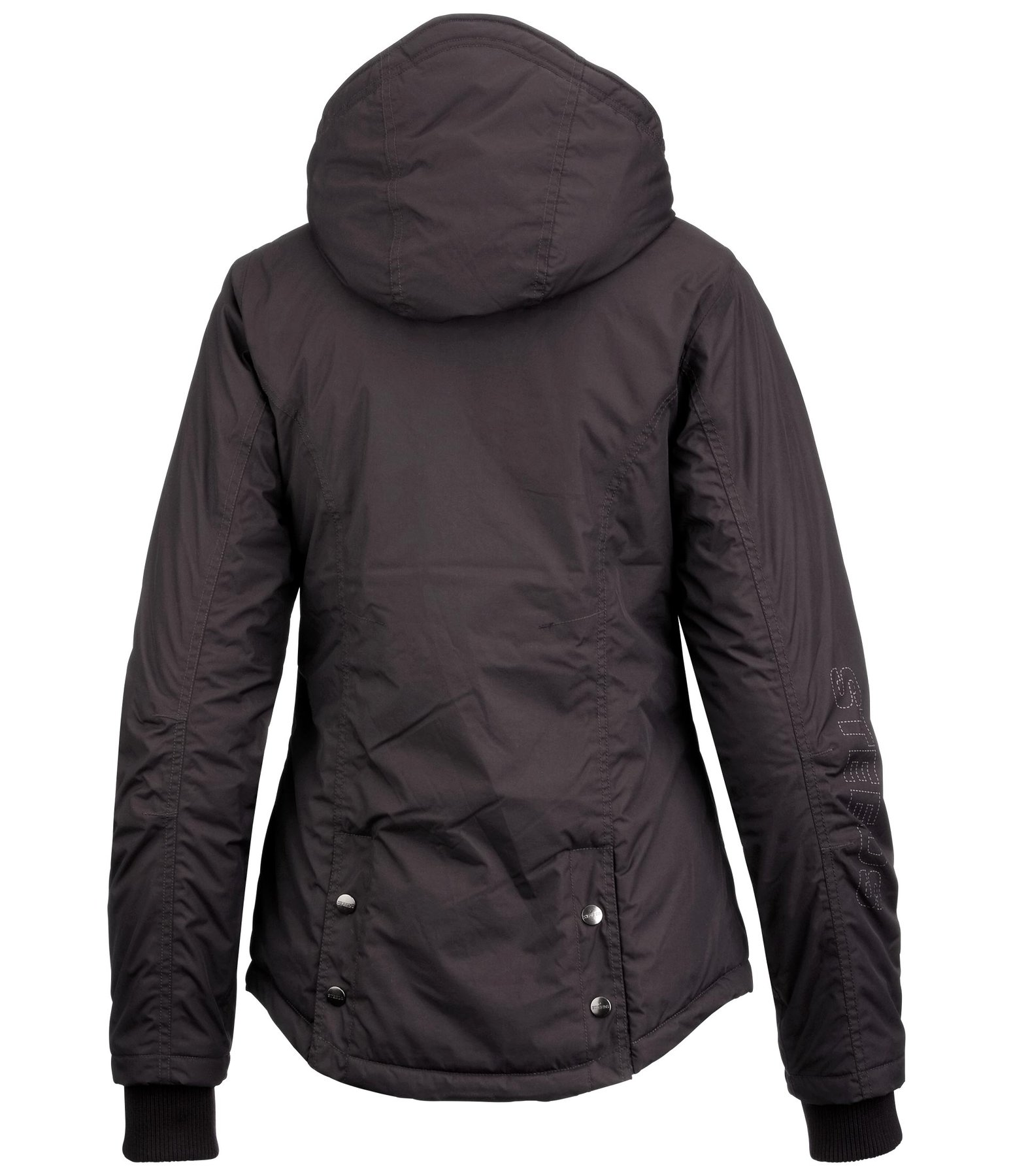 Hooded Riding Jacket Iceland Winter Riding Jackets