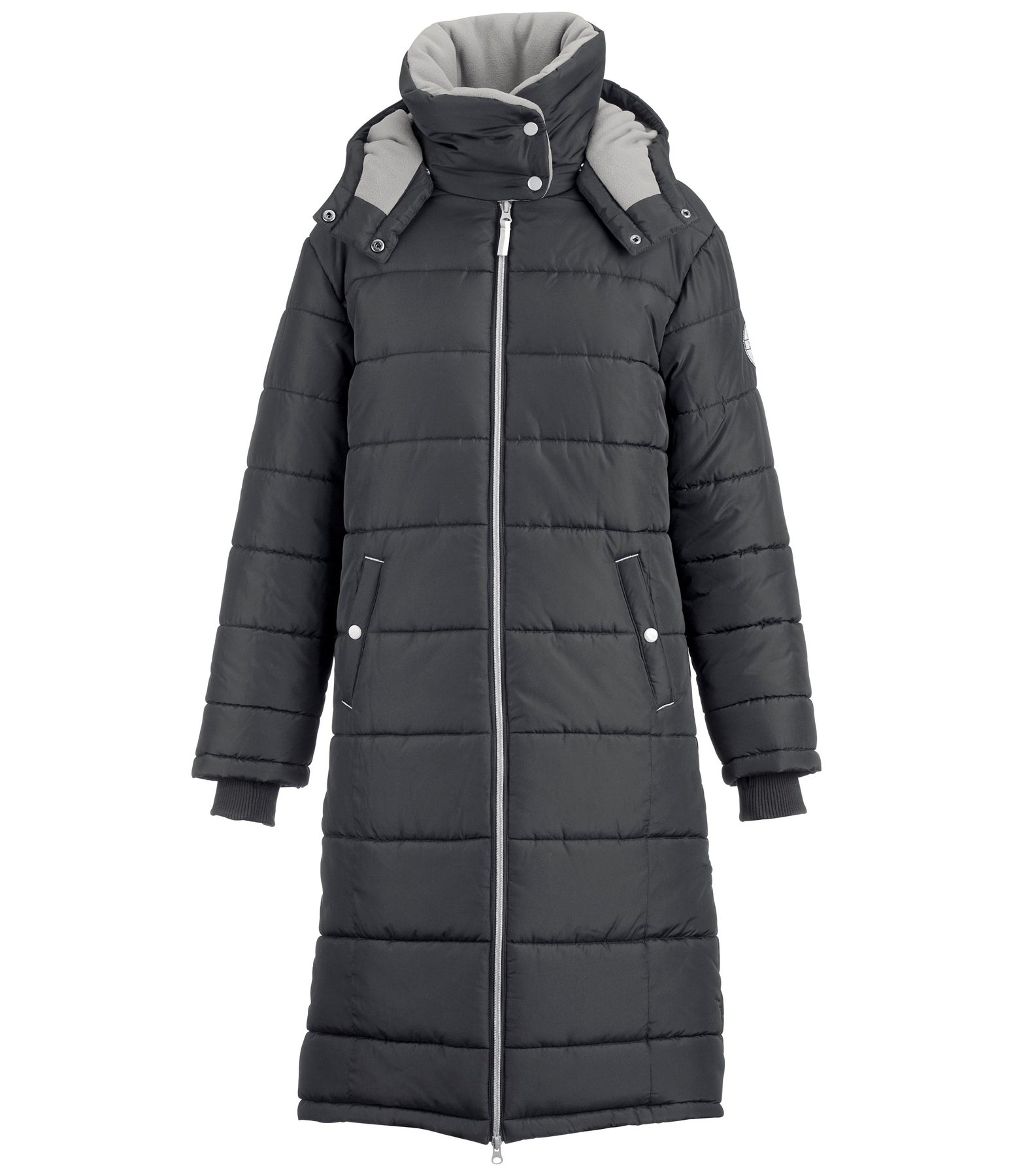 Hooded Riding Coat Davos II