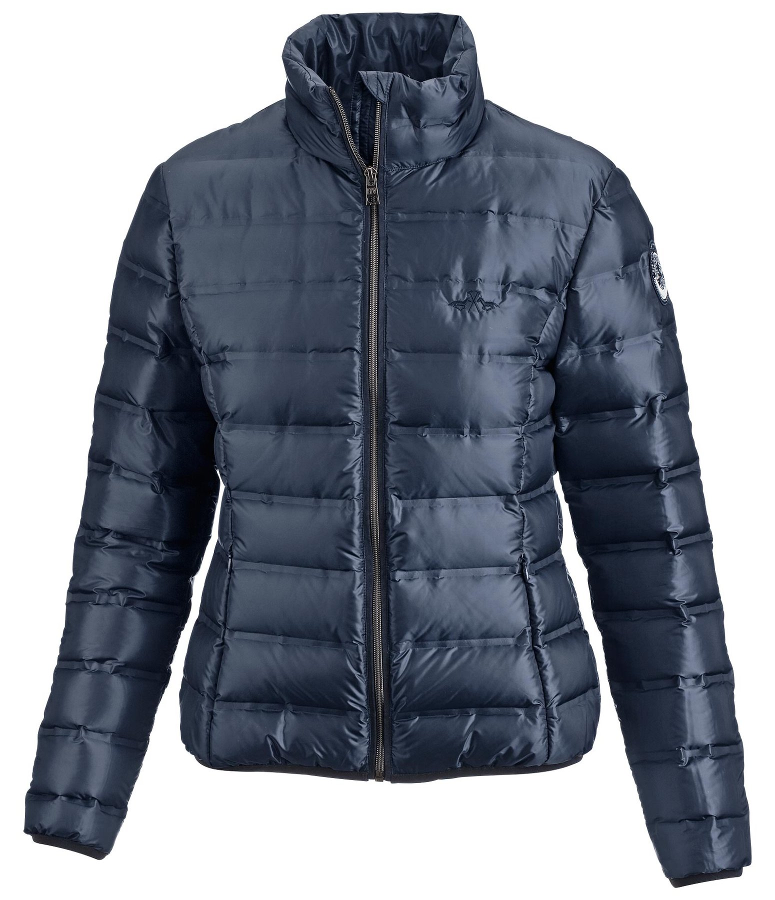 Quilted Down Jacket Kirby Winter Riding Jackets Kramer