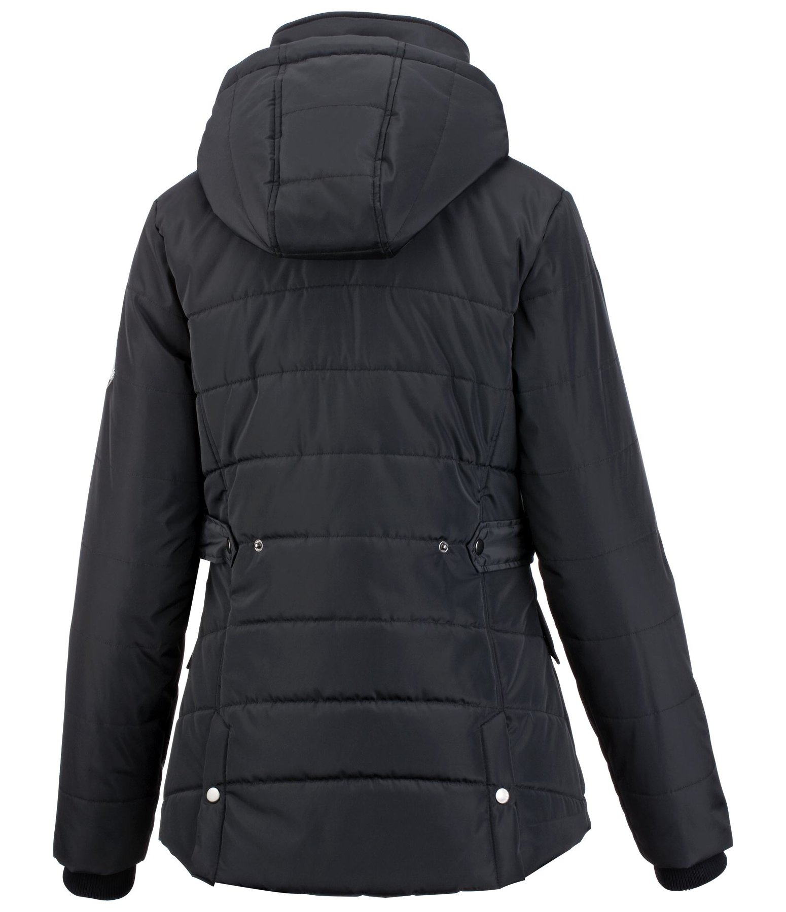 Hooded Quilted Jacket Frida Winter Riding Jackets
