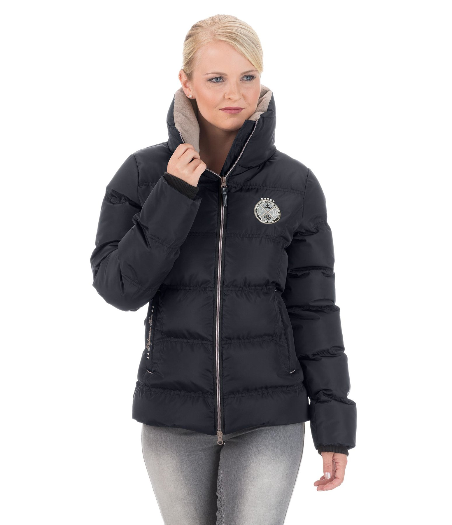Quilted Riding Jacket Amira Winter Riding Jackets