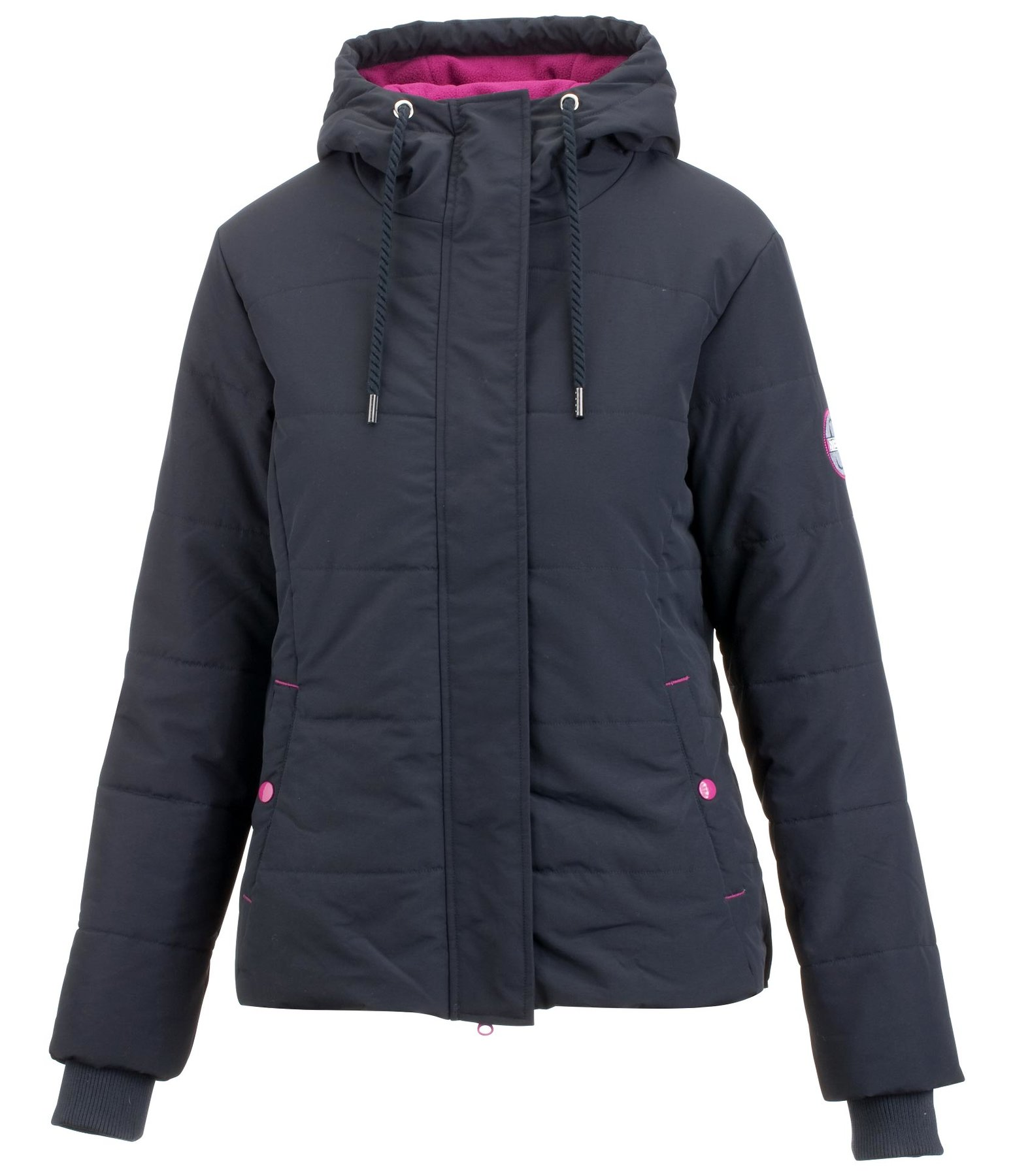 Hooded Riding Jacket Leila Winter Riding Jackets