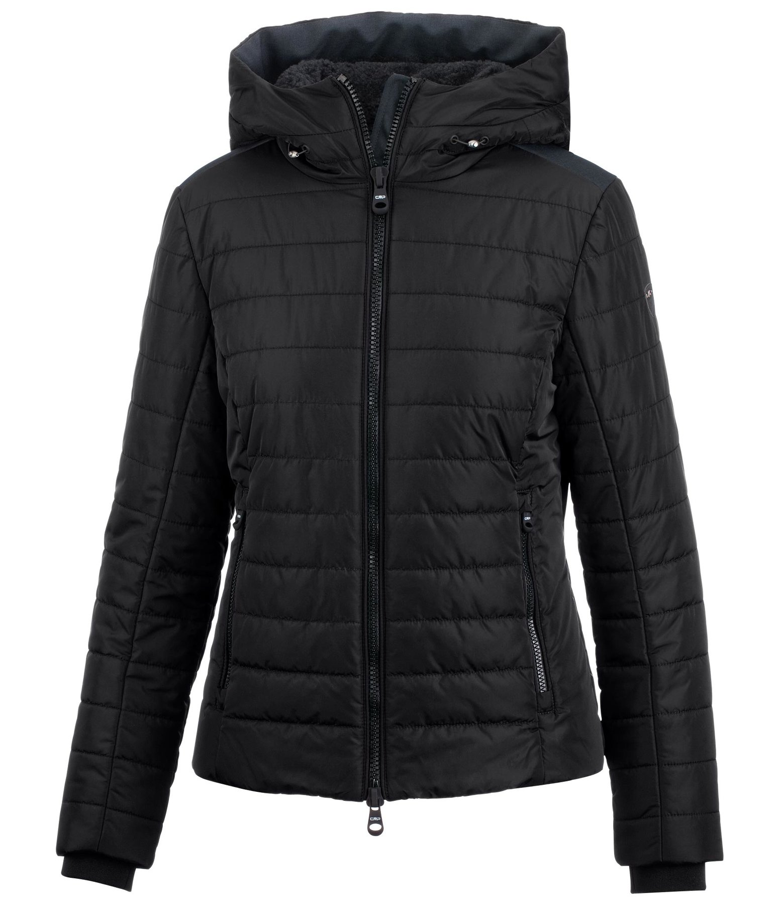 Downlook Hooded Jacket Leticia