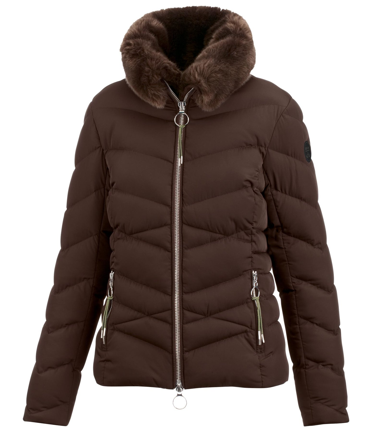 Down Look Riding Jacket Abbey Winter Riding Jackets