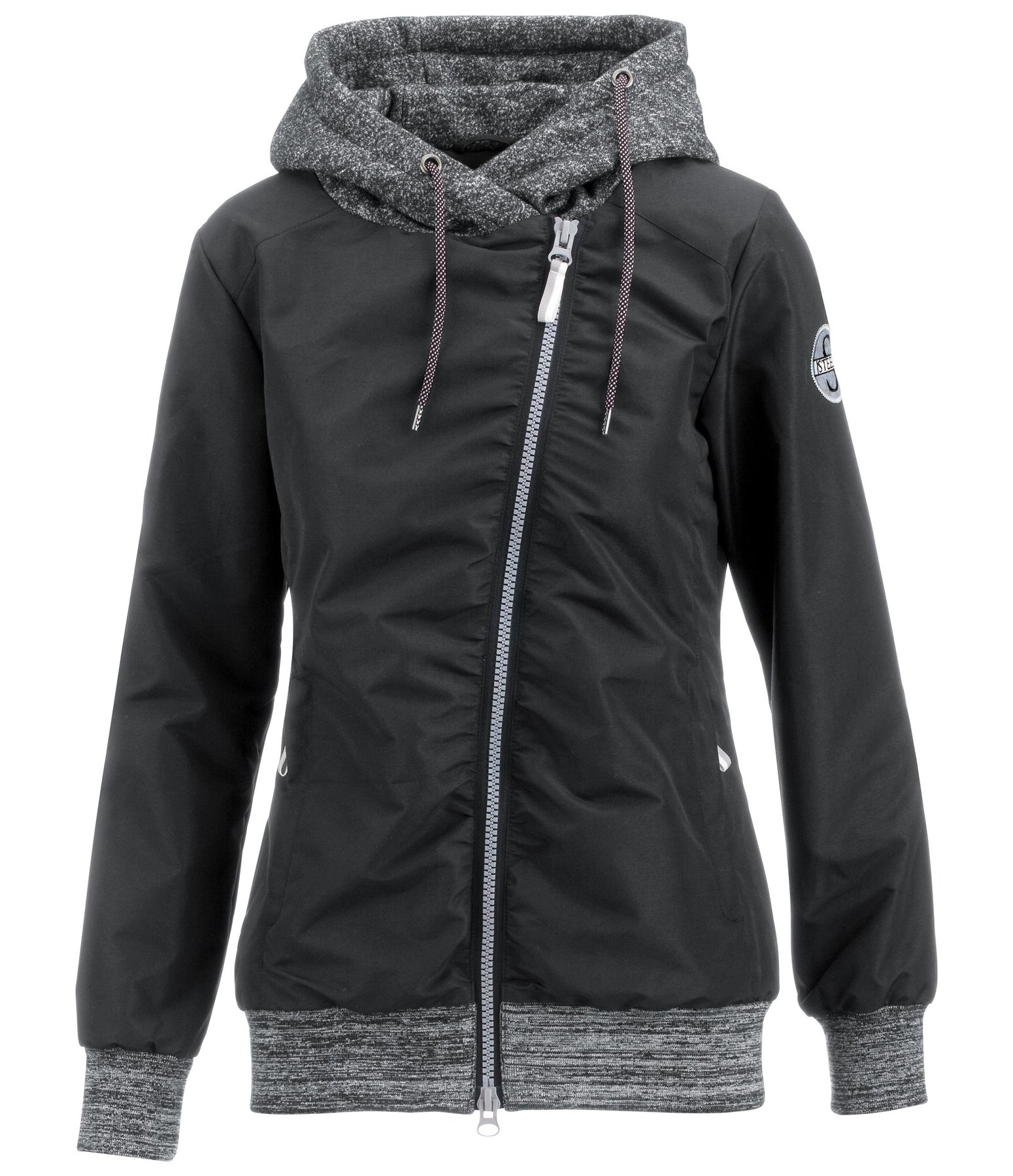 Hooded Jacket Nela