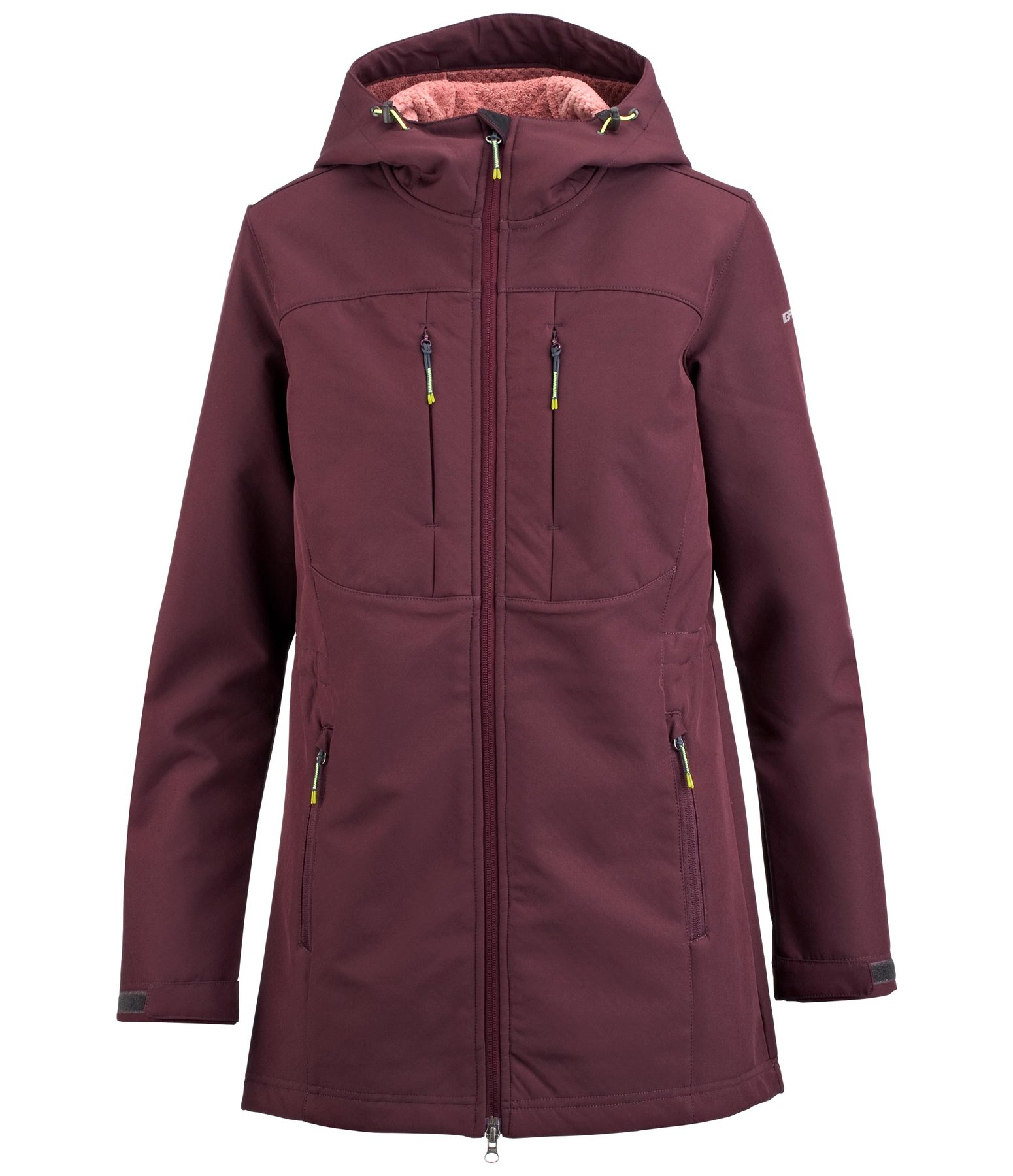 Hooded Soft Shell Coat Bloomer