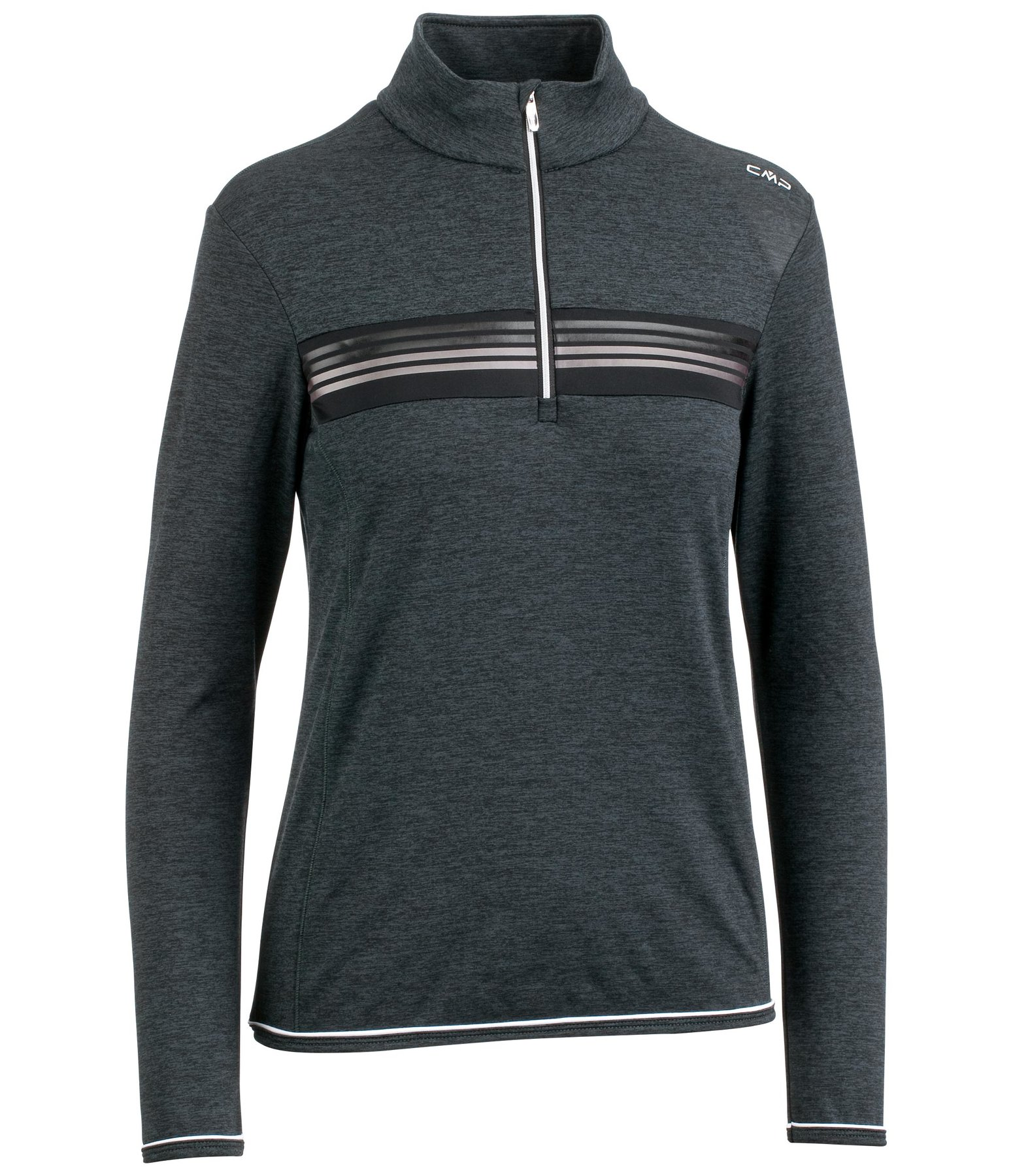 Performance Stretch Long-Sleeved T-Shirt Aurora