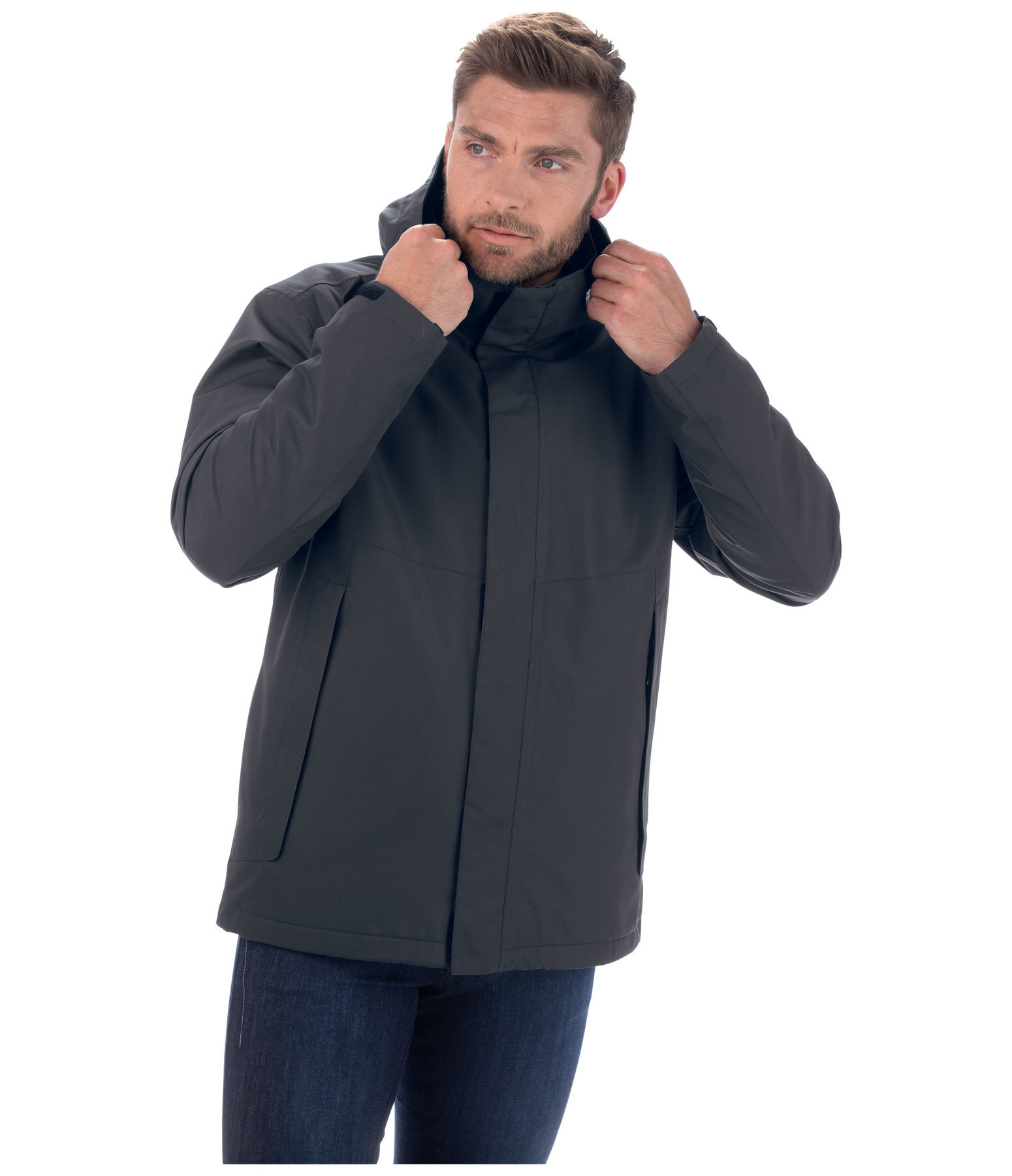 Men's 3-in-1 Functional Winter Jacket Levin