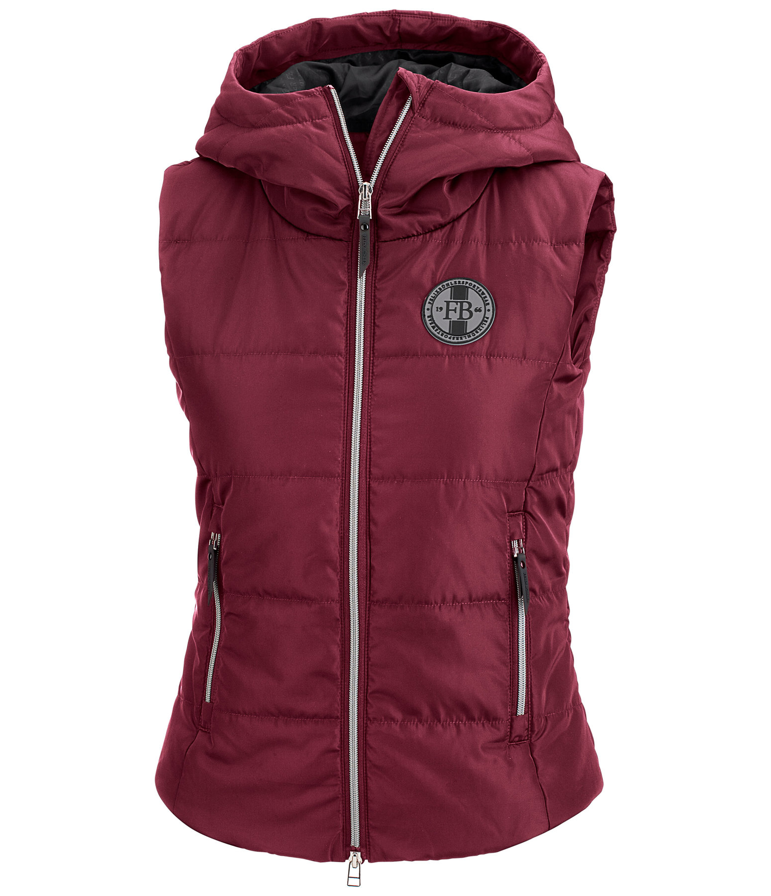 Hooded Riding Gilet Nele