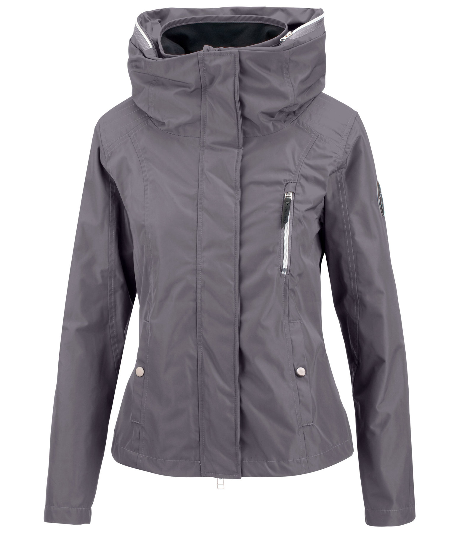 Hooded Functional Riding Jacket Ella