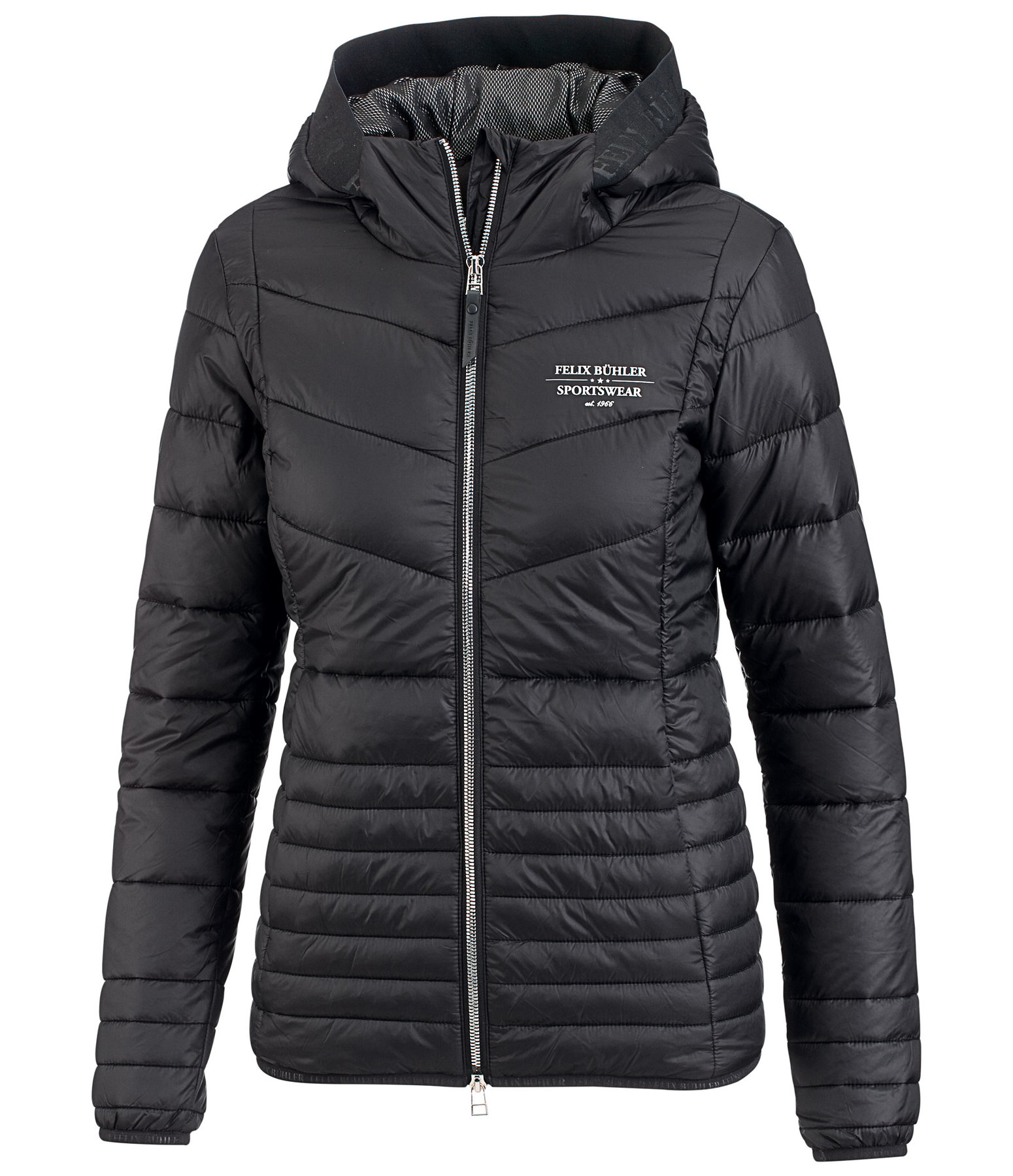 Hooded Quilted Jacket Lynn