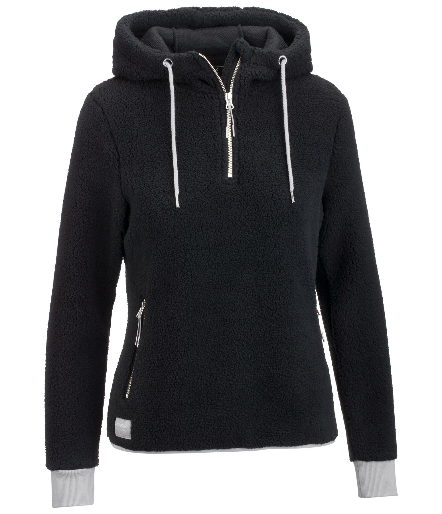 Hooded Teddy Fleece Jumper Romy