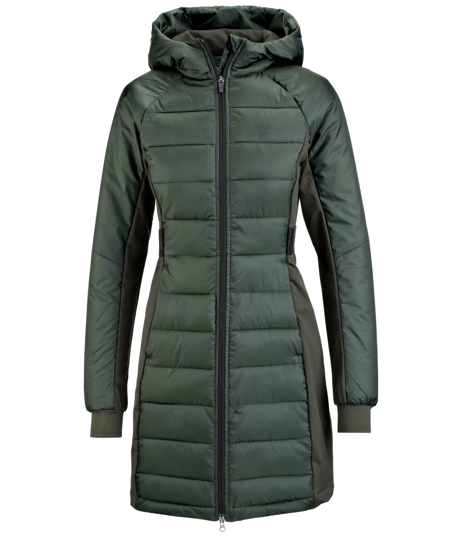 Hooded Performance Combination Coat Lana