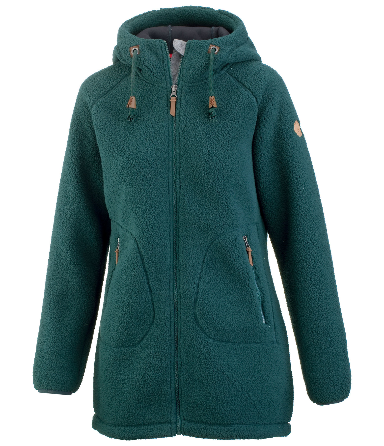 Teddy Fleece Thermal Mid-layer Coat Anguilla