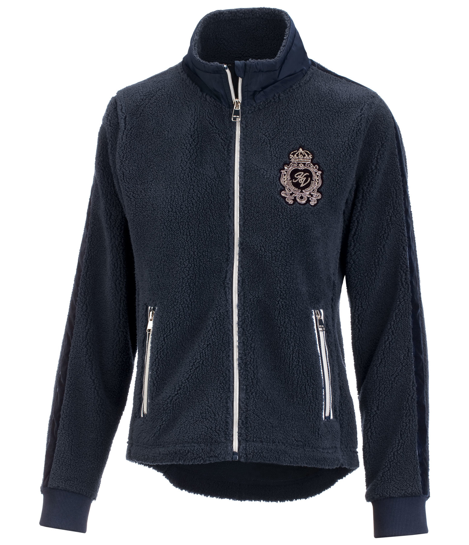 Teddy Fleece Jacket Bianca
