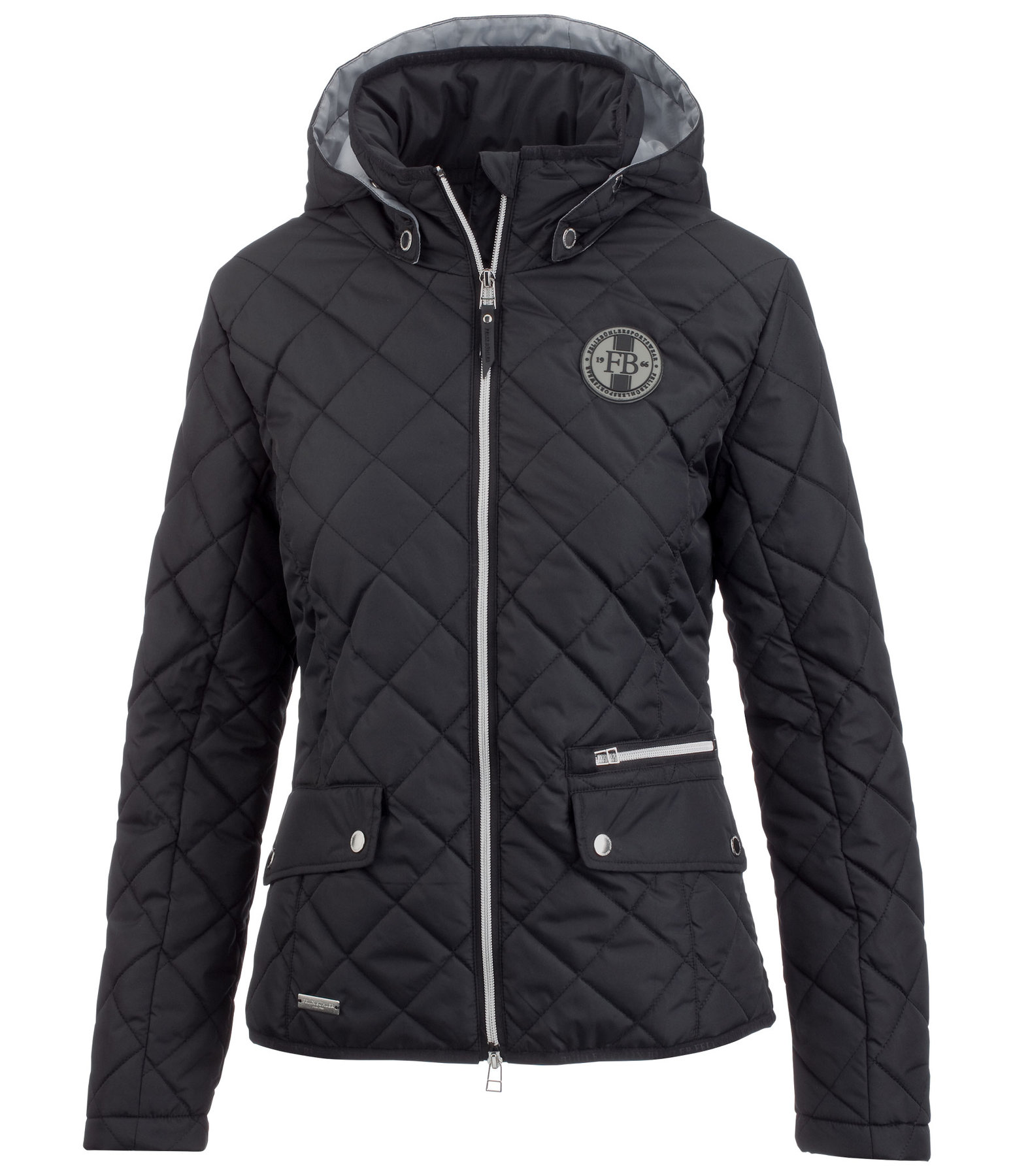 Hooded Quilted Jacket Kelsey